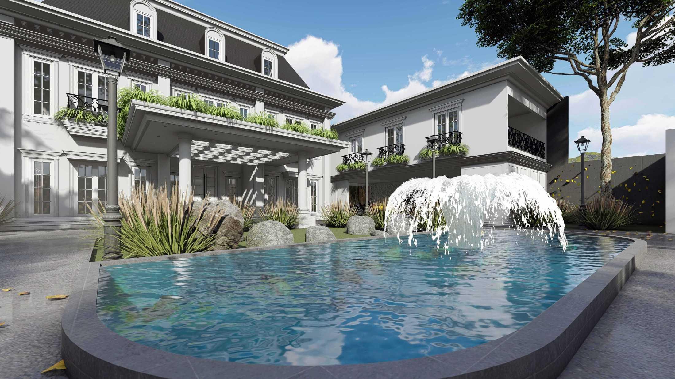 Mahastudio & Partner Hidden Palace House Bogor, Jawa Barat, Indonesia Bogor, Jawa Barat, Indonesia Mahastudio-Partner-Hidden-Palace-House Klasik 55937