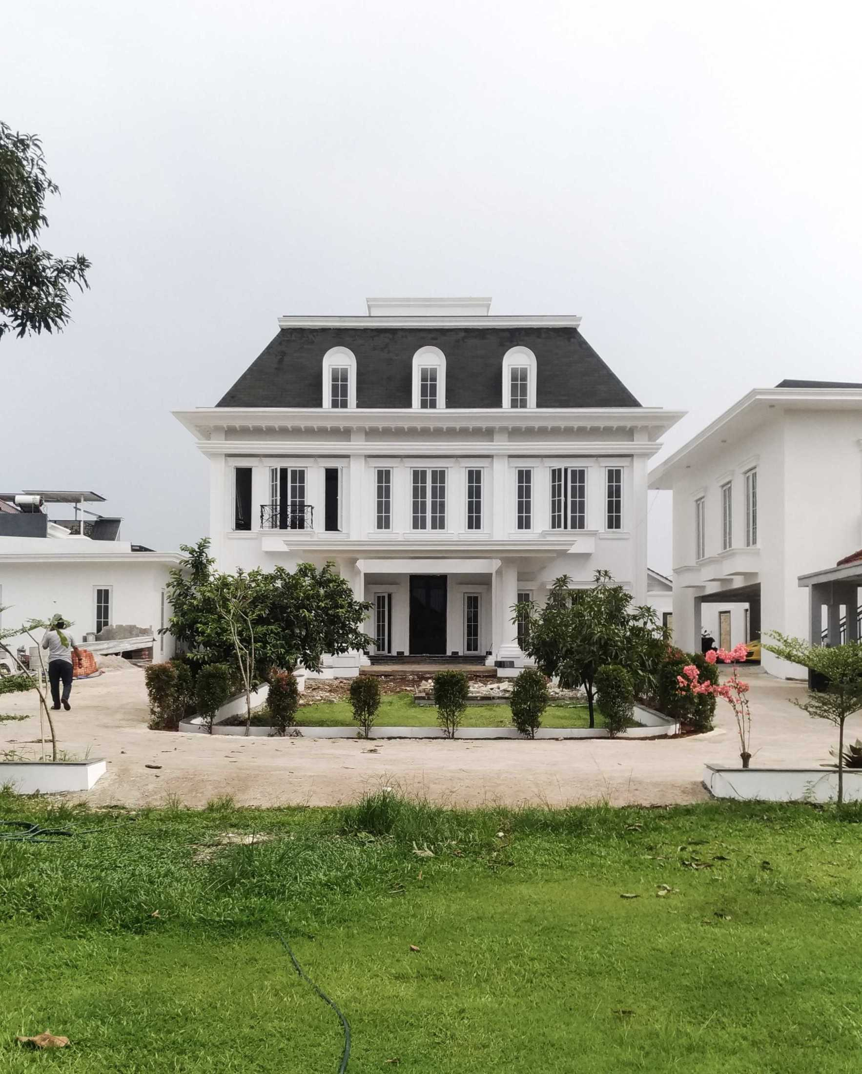 Mahastudio & Partner Hidden Palace House Bogor, Jawa Barat, Indonesia Bogor, Jawa Barat, Indonesia Mahastudio-Partner-Hidden-Palace-House  97214