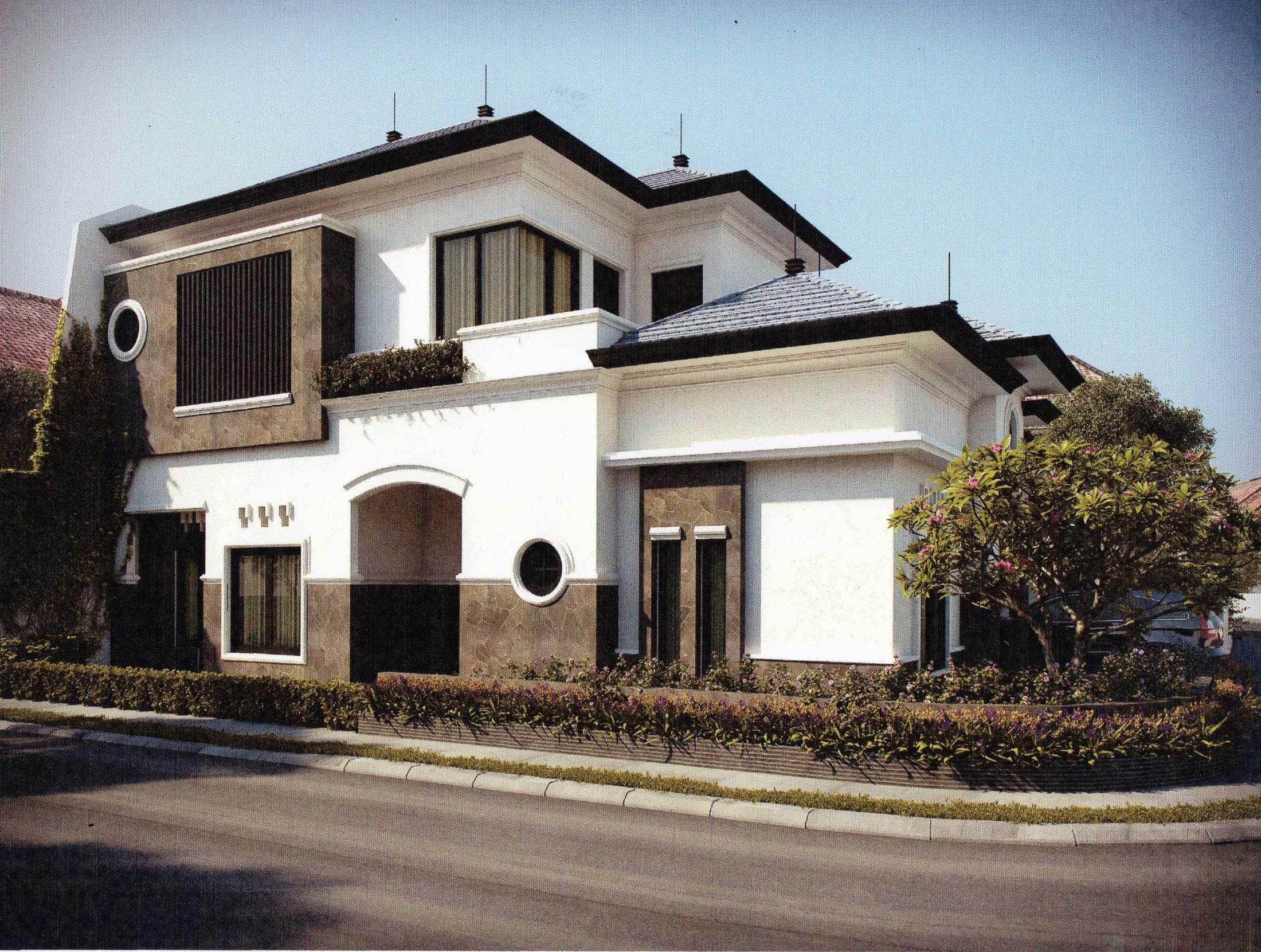 Jasa Design and Build Arisza Housing di Malang