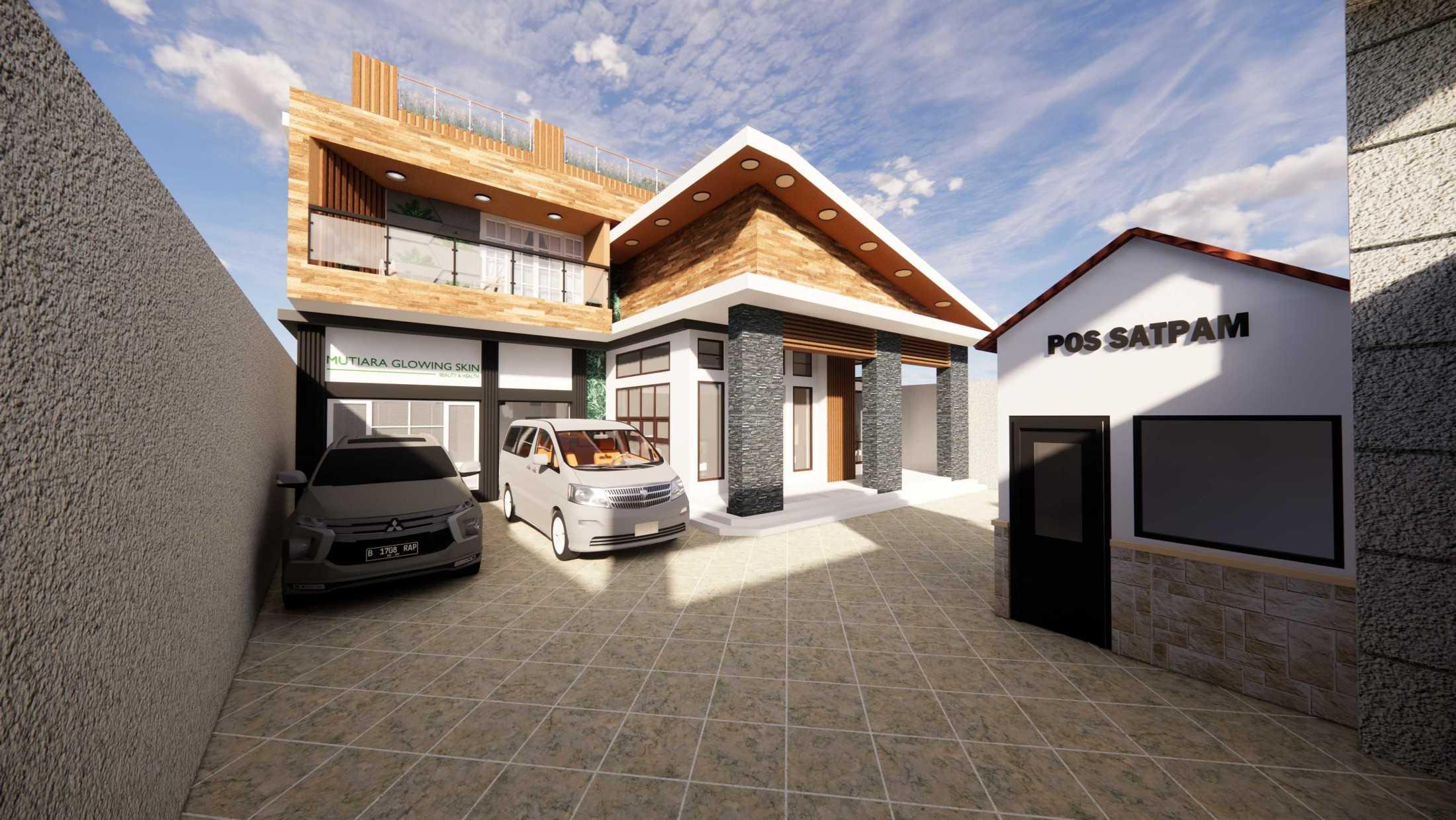 Jasa Design and Build Menata kolaboratif studio di Serang
