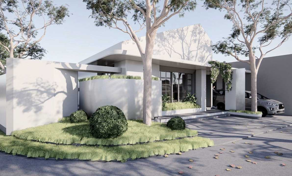 Dans Studio Mr Guston House Kec. Ciledug, Kota Tangerang, Banten, Indonesia Kec. Ciledug, Kota Tangerang, Banten, Indonesia Dans-Architect-Mr-Guston-House  124264