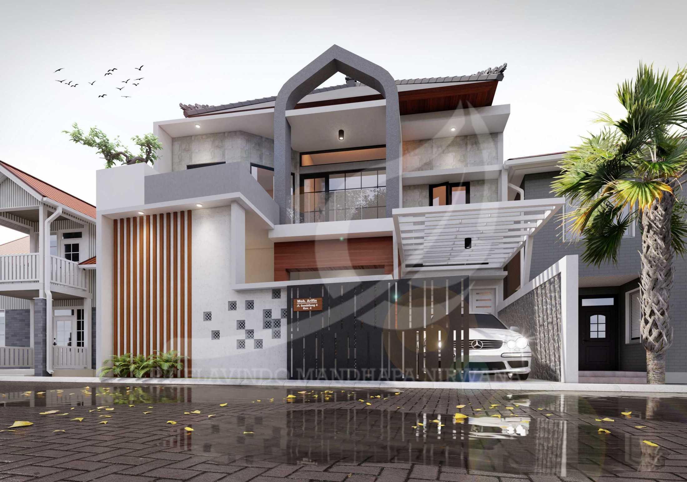 Flav Arsitek Rumah Mr.arifin Malang, Kota Malang, Jawa Timur, Indonesia Malang, Kota Malang, Jawa Timur, Indonesia Flav-Architect-Rumah-Mrarifin  112135