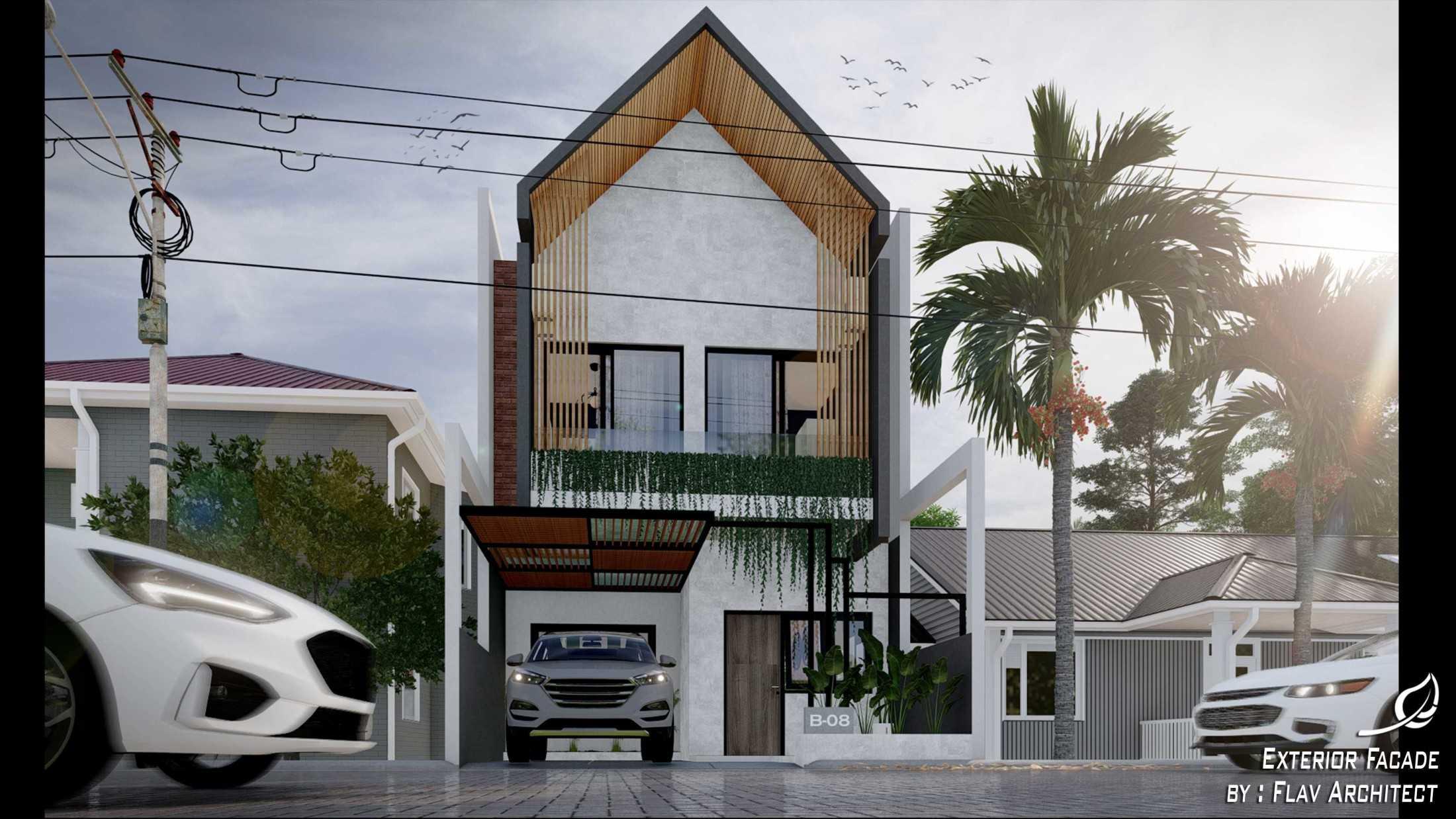 Flav Arsitek Mr. Budi House Tangerang, Kota Tangerang, Banten, Indonesia Tangerang, Kota Tangerang, Banten, Indonesia Flav-Arsitek-Mr-Budi-House  130327