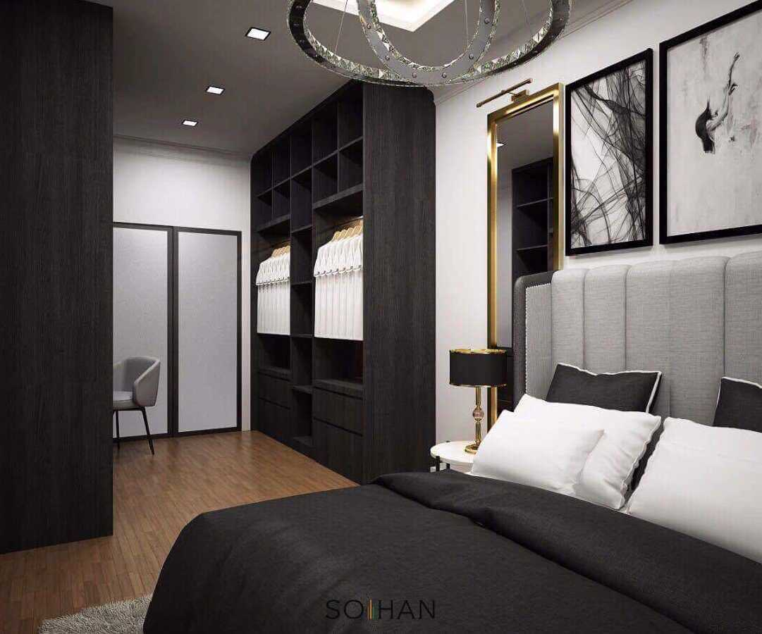 Sohan Interior Residential Bds Eminent Tangerang Tangerang, Kota Tangerang, Banten, Indonesia Tangerang, Kota Tangerang, Banten, Indonesia Master Bedroom Modern 104230