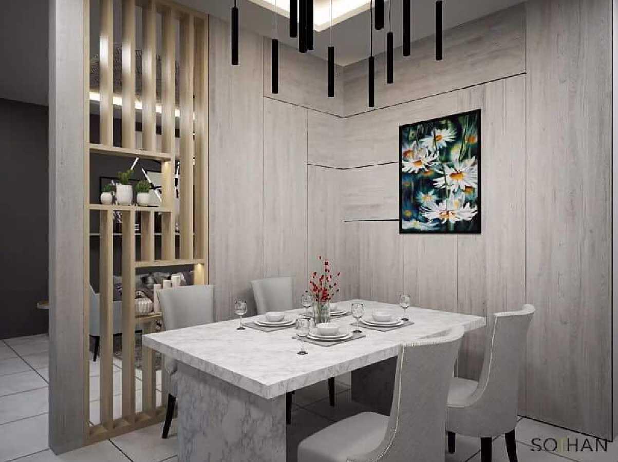 Sohan Interior Residential Bds Eminent Tangerang Tangerang, Kota Tangerang, Banten, Indonesia Tangerang, Kota Tangerang, Banten, Indonesia Dining Room Modern 104234
