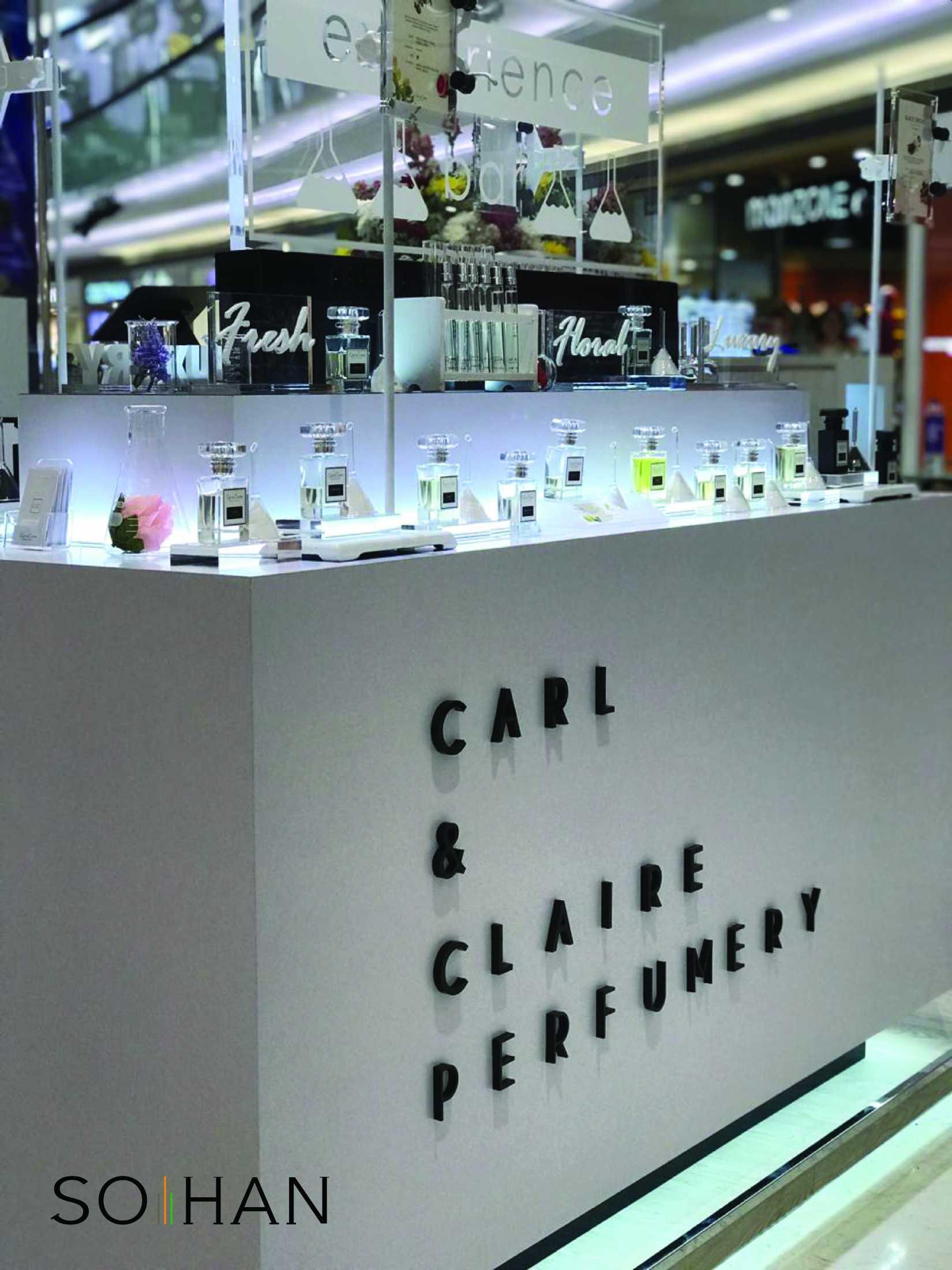 Sohan Interior Commercial Carl & Claire Booth Jakarta, Daerah Khusus Ibukota Jakarta, Indonesia Jakarta, Daerah Khusus Ibukota Jakarta, Indonesia Sohan-Design-Studio-Carl-Claire  104301