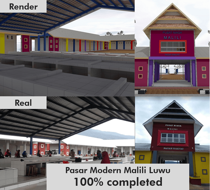 Jasa Design and Build HADIYANTO di Sulawesi