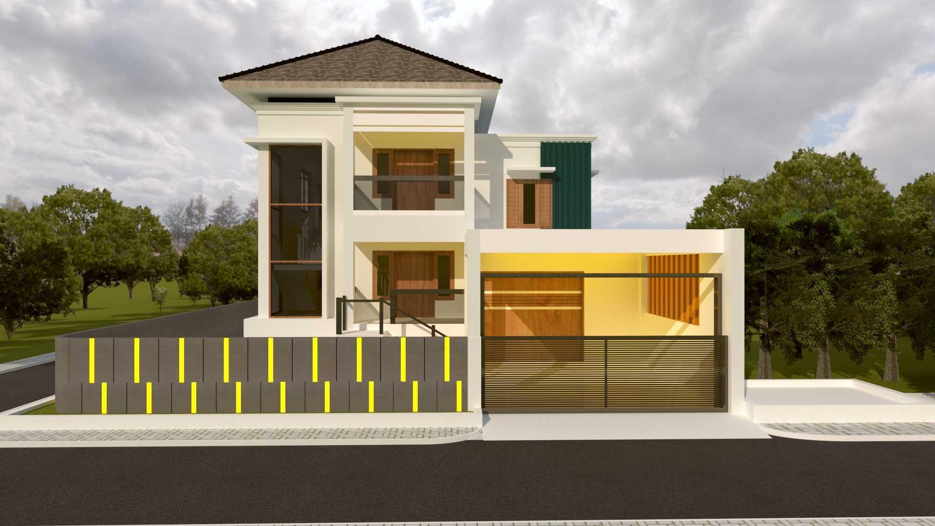Jasa Design and Build HADIID Arch di Tuban
