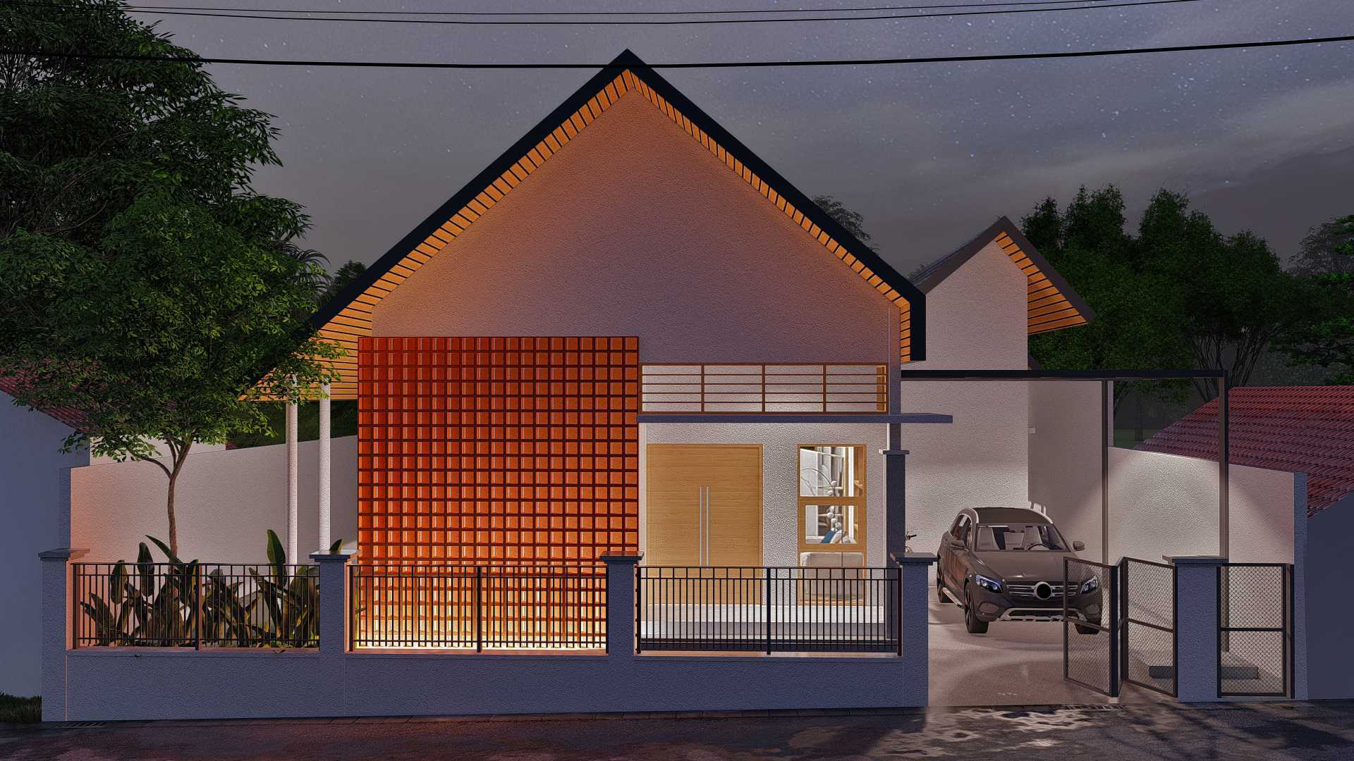 Jasa Arsitek San+ Architect di Sleman
