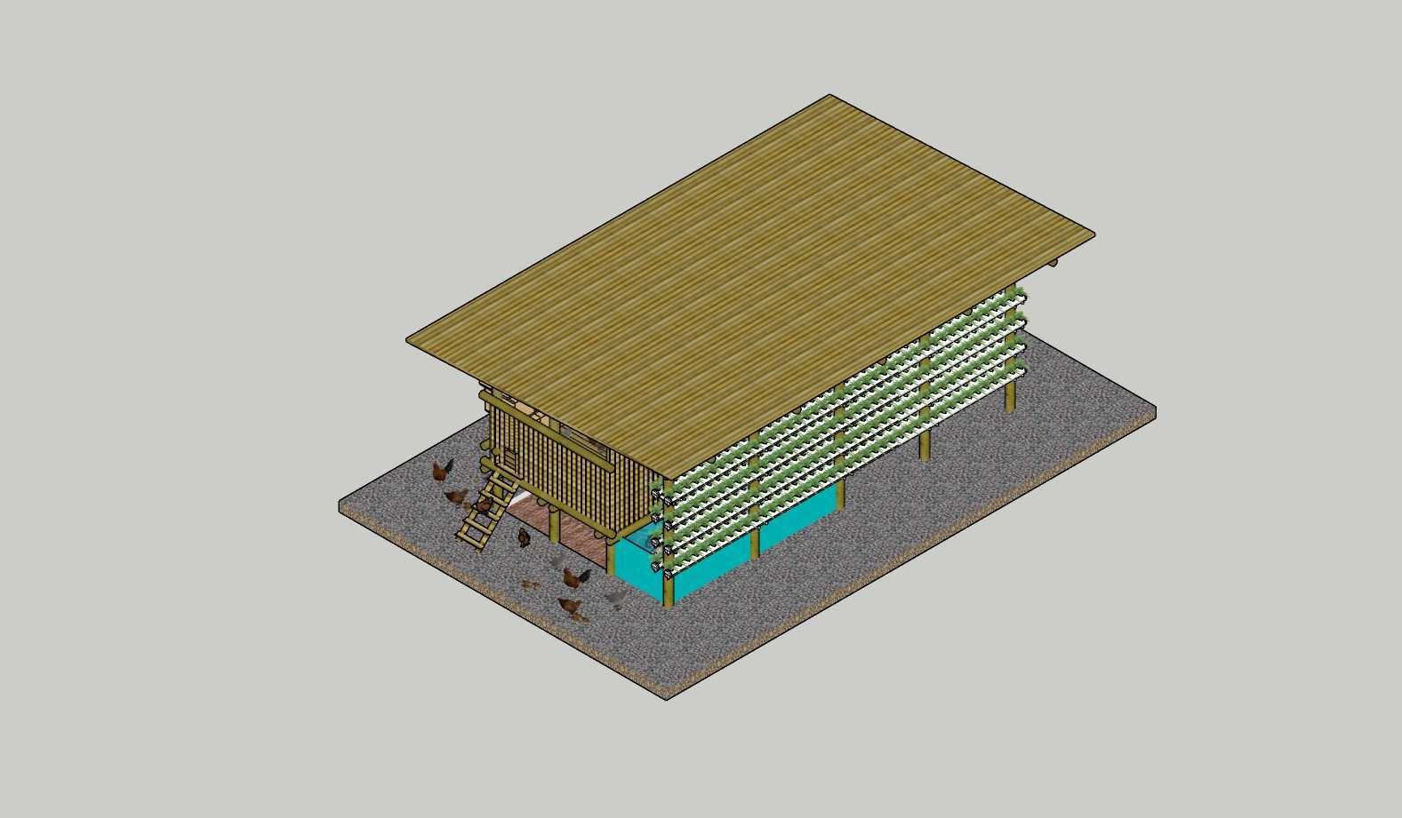 Jasa Design and Build Hatala Luwih Architect di Jombang