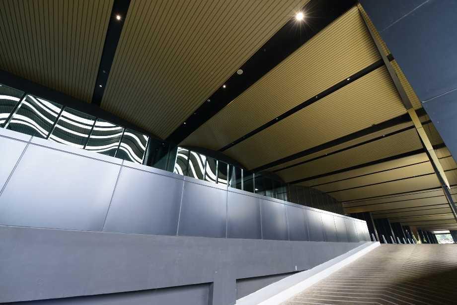 Project Bni Tower Pejompongan Desain Arsitek Oleh Aqustica