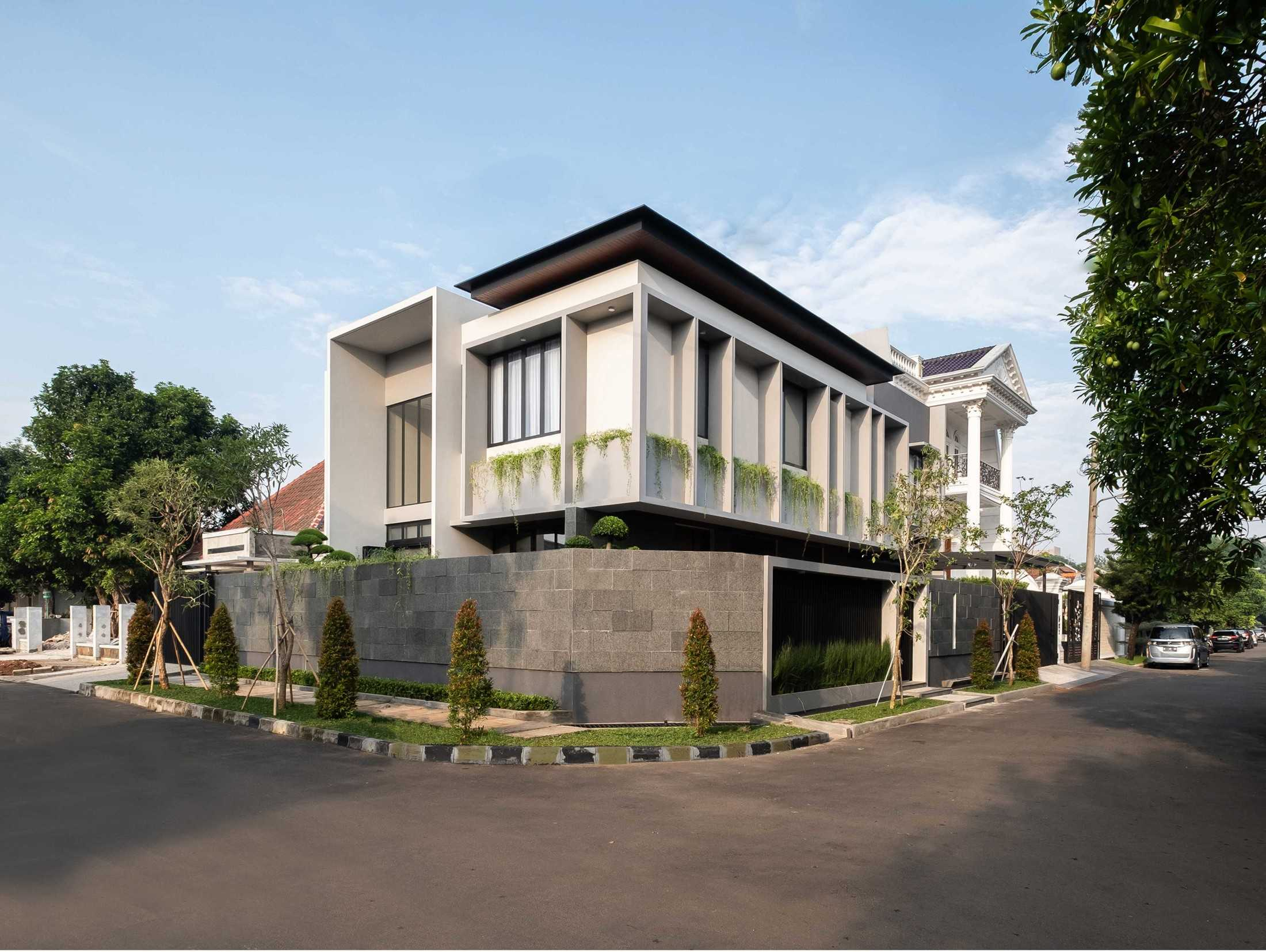 STUDIOGRA/PH ARCHITECTS di Lombok Tengah