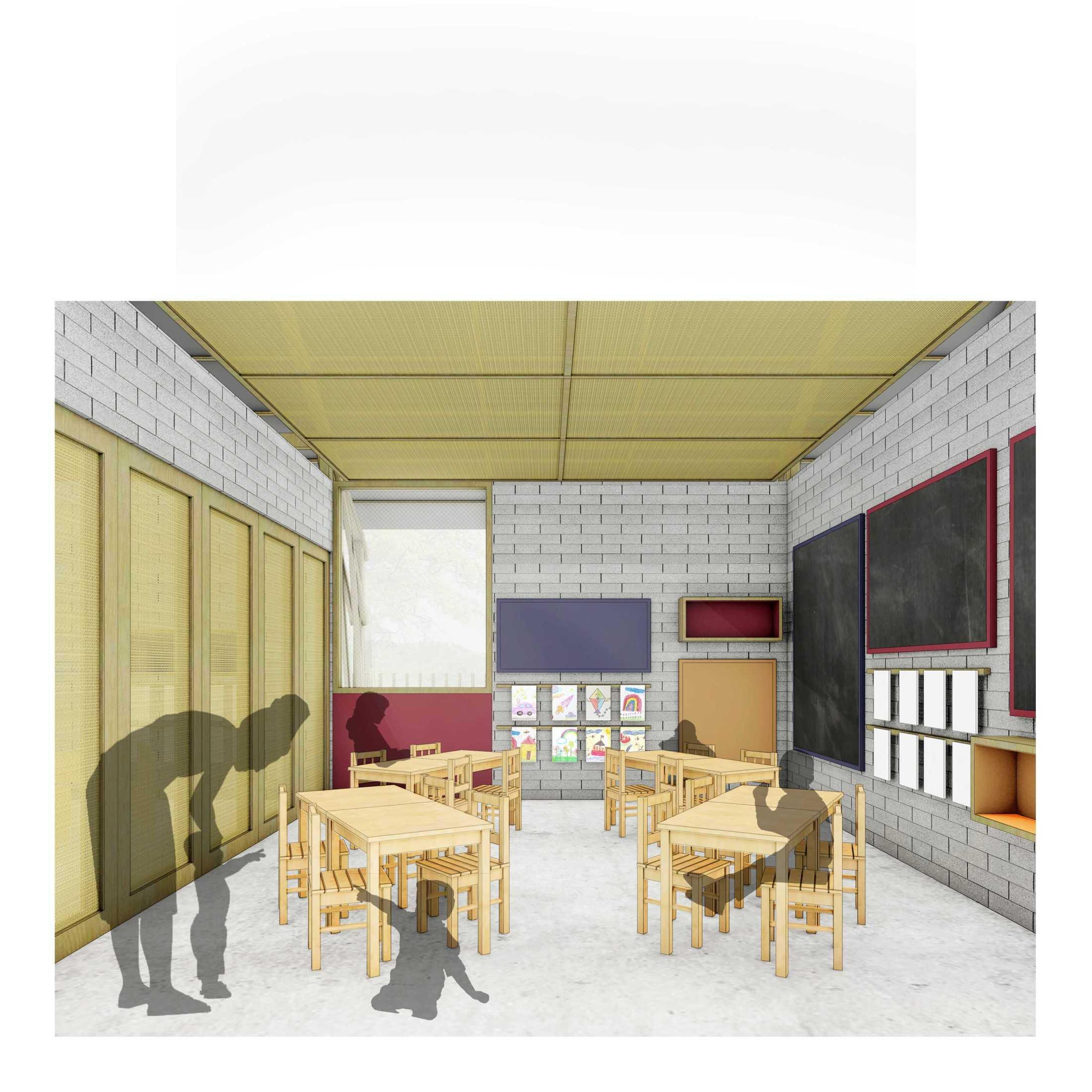 Studiogra/ph Architects Mentari School Kabupaten Tapanuli Utara, Sumatera Utara, Indonesia Kabupaten Tapanuli Utara, Sumatera Utara, Indonesia Studiograph-Architects-Mentari-School  110053