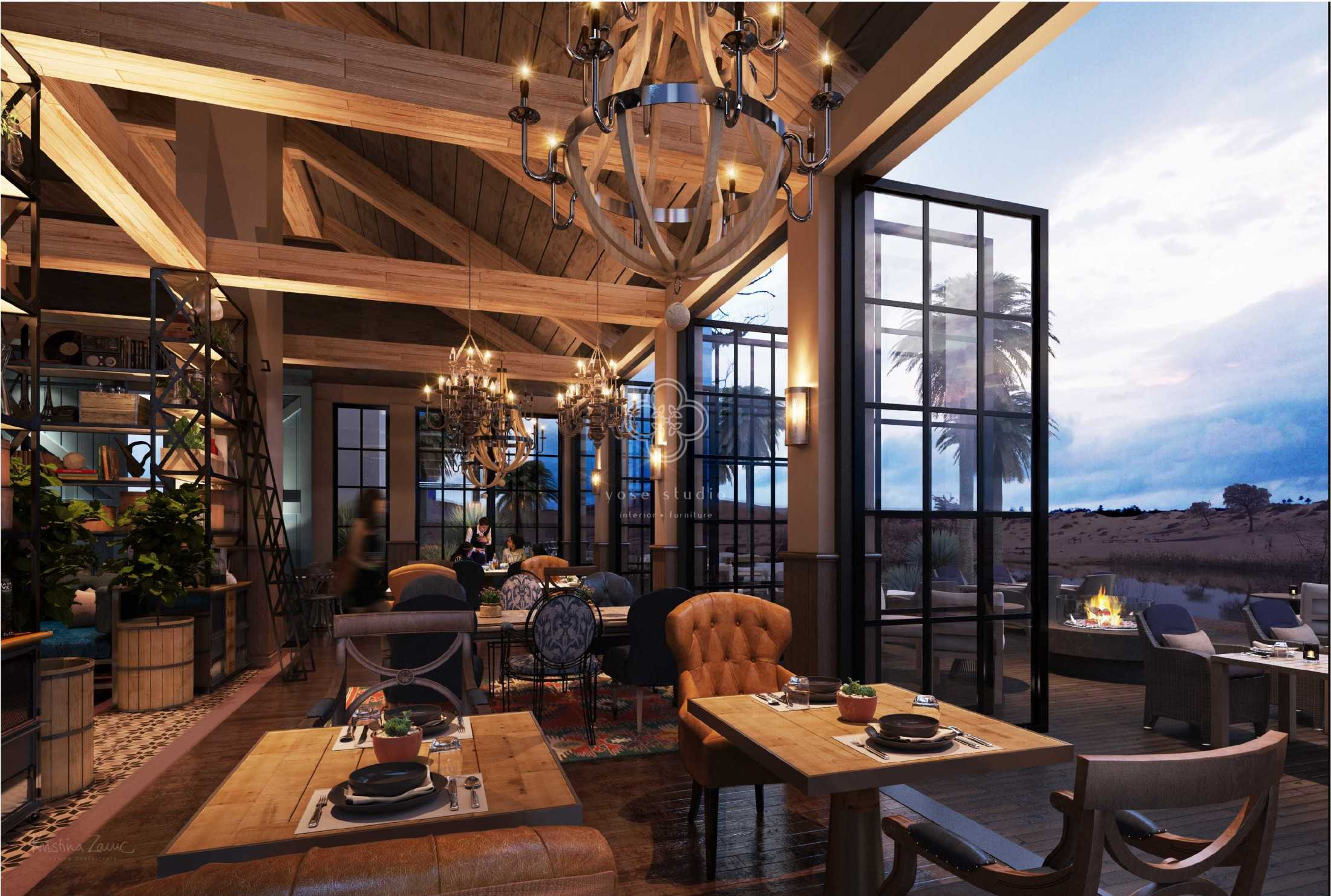 Yose Studio Ritz Carlton Al Wadi Uni Emirat Arab Uni Emirat Arab Yose-Studio-Ritz-Carlton-Al-Wadi  109786