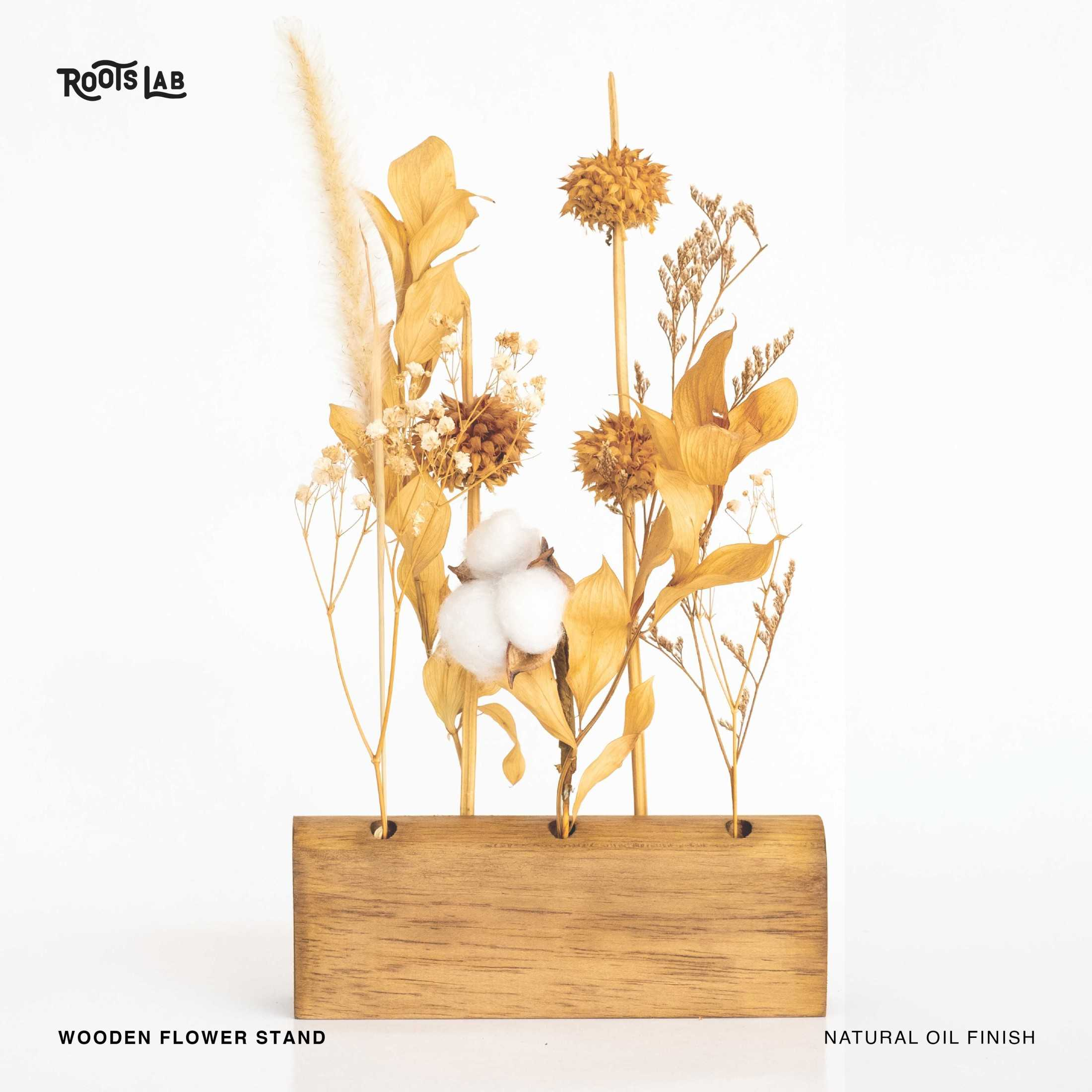 Rootslab Furniture & Craft Project Bekasi, Kota Bks, Jawa Barat, Indonesia Bekasi, Kota Bks, Jawa Barat, Indonesia Wooden Flower Stand Contemporary 112999