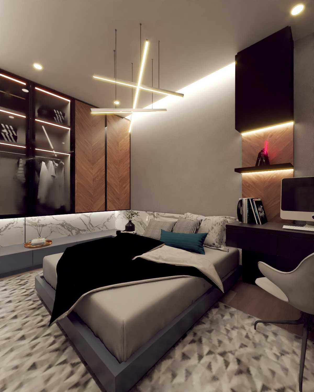 Savala Associate D House Tangerang, Kota Tangerang, Banten, Indonesia Tangerang, Kota Tangerang, Banten, Indonesia Savala-Associate-Riviera-Type-A Contemporary 117380