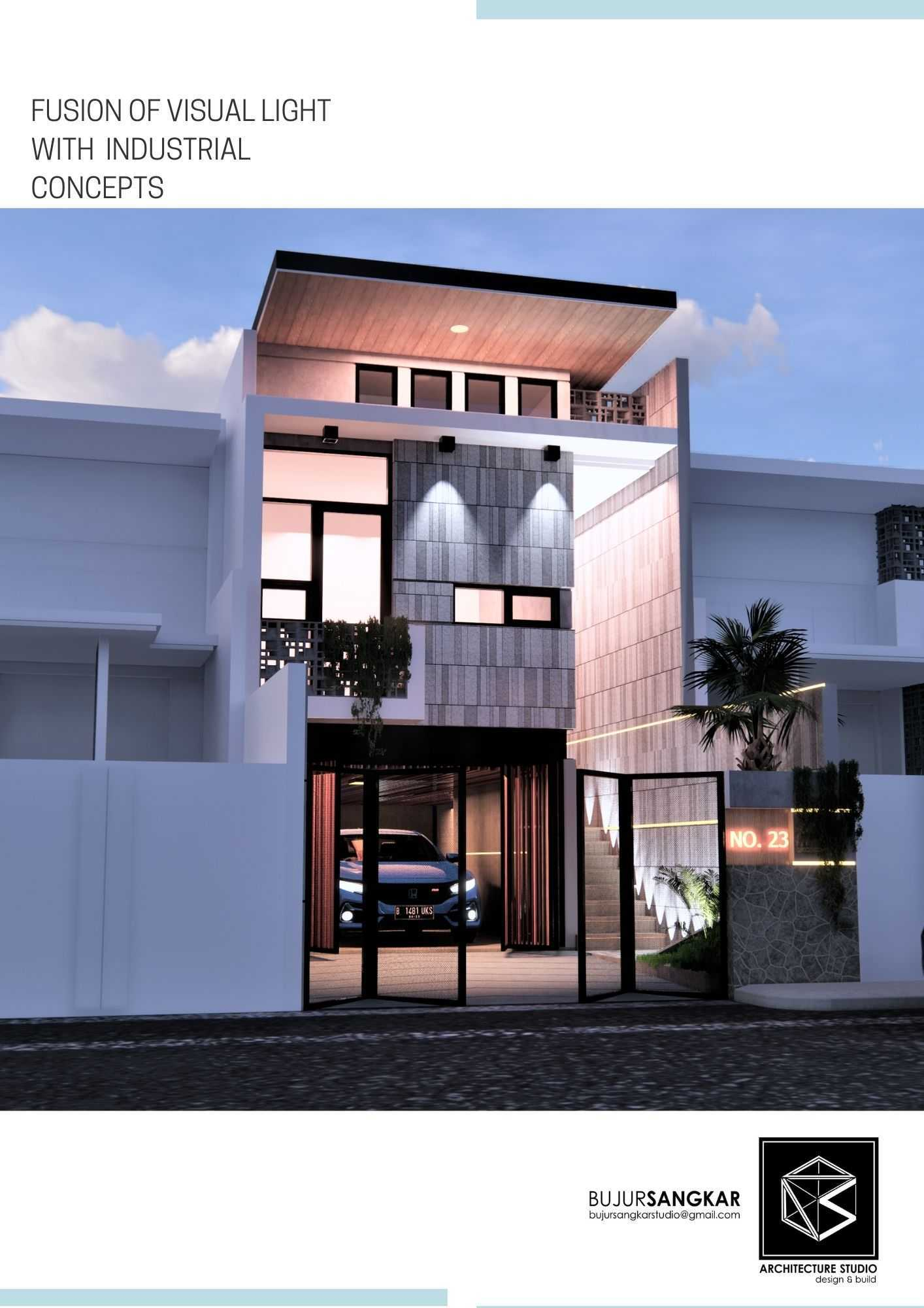 Bujursangkar Architect Fusion Of Visual Light With Industrial Concepts . Makassar, Kota Makassar, Sulawesi Selatan, Indonesia Makassar, Kota Makassar, Sulawesi Selatan, Indonesia Fusion Of Visual Light With Industrial Concepts Minimalist 111332