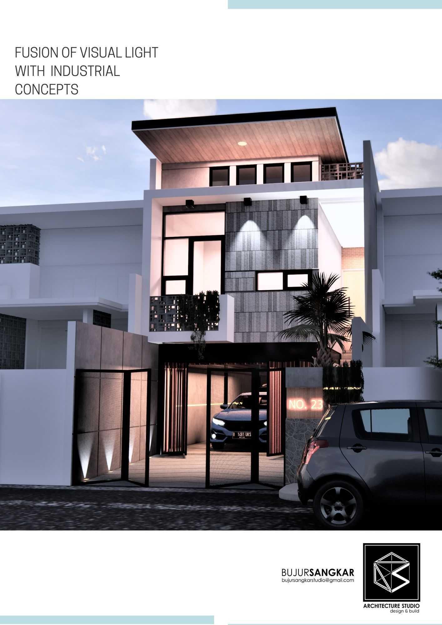 Bujursangkar Architect Fusion Of Visual Light With Industrial Concepts . Makassar, Kota Makassar, Sulawesi Selatan, Indonesia Makassar, Kota Makassar, Sulawesi Selatan, Indonesia Fusion Of Visual Light With Industrial Concepts Minimalist 111333