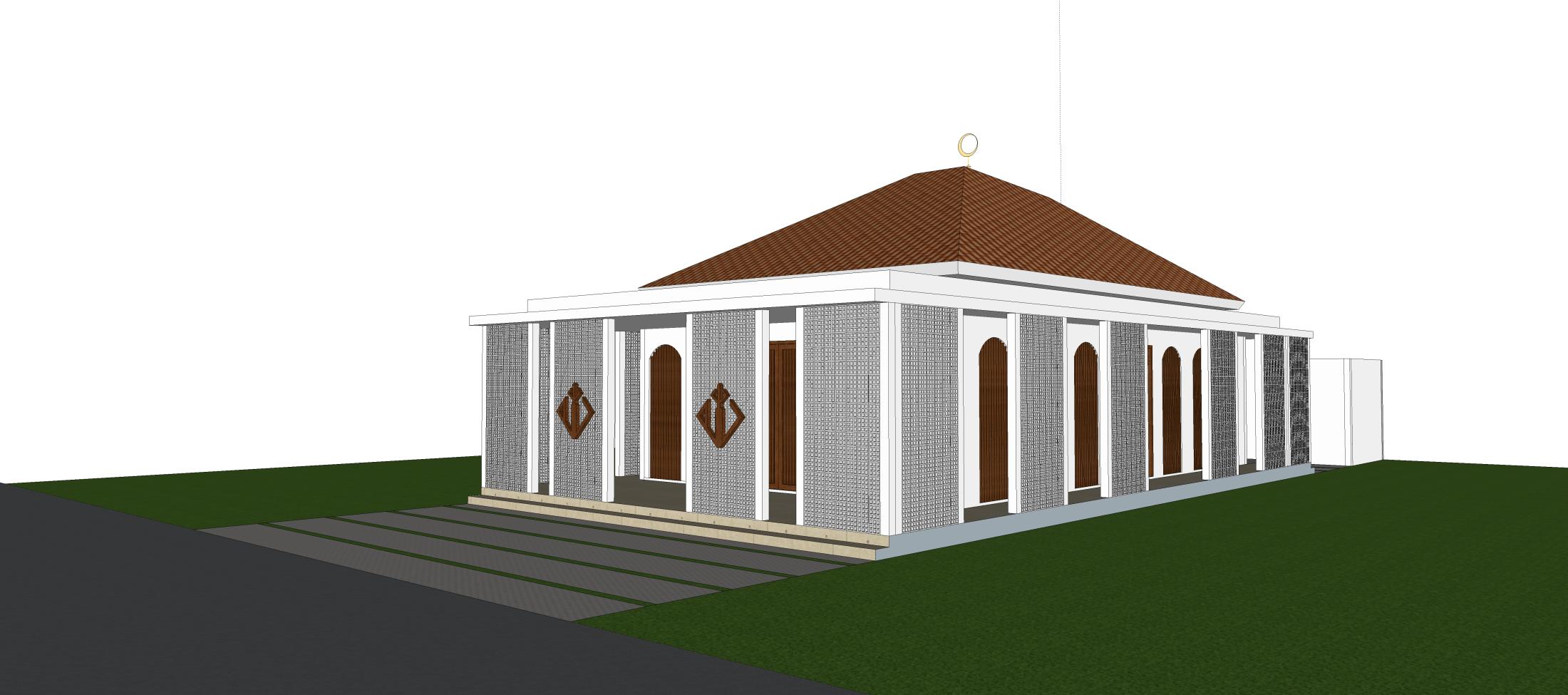 Madinputra Architects Musholla Al-Ikhlas, Semarang Semarang, Kota Semarang, Jawa Tengah, Indonesia Semarang, Kota Semarang, Jawa Tengah, Indonesia Madinputra-Architects-Musholla-Al-Ikhlas-Semarang  124485
