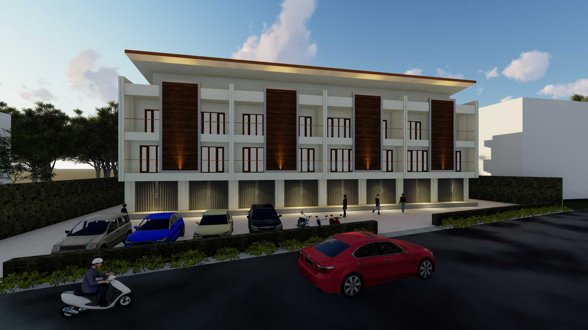 Madinputra Architects di Bandar Lampung