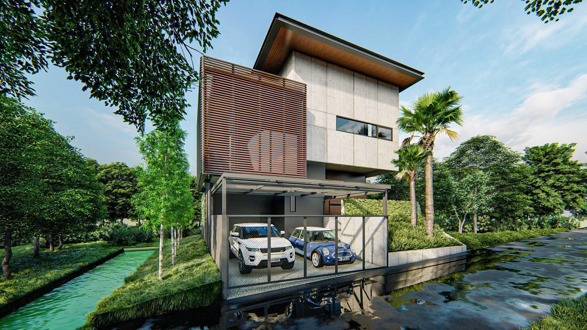 Jasa Design and Build ruang rupa studio di Purwakarta