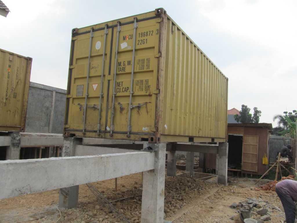 Compact Studio & Works Rumah Container Kota Depok, Jawa Barat, Indonesia Kota Depok, Jawa Barat, Indonesia Compact-Studio-Rumah-Container  115097
