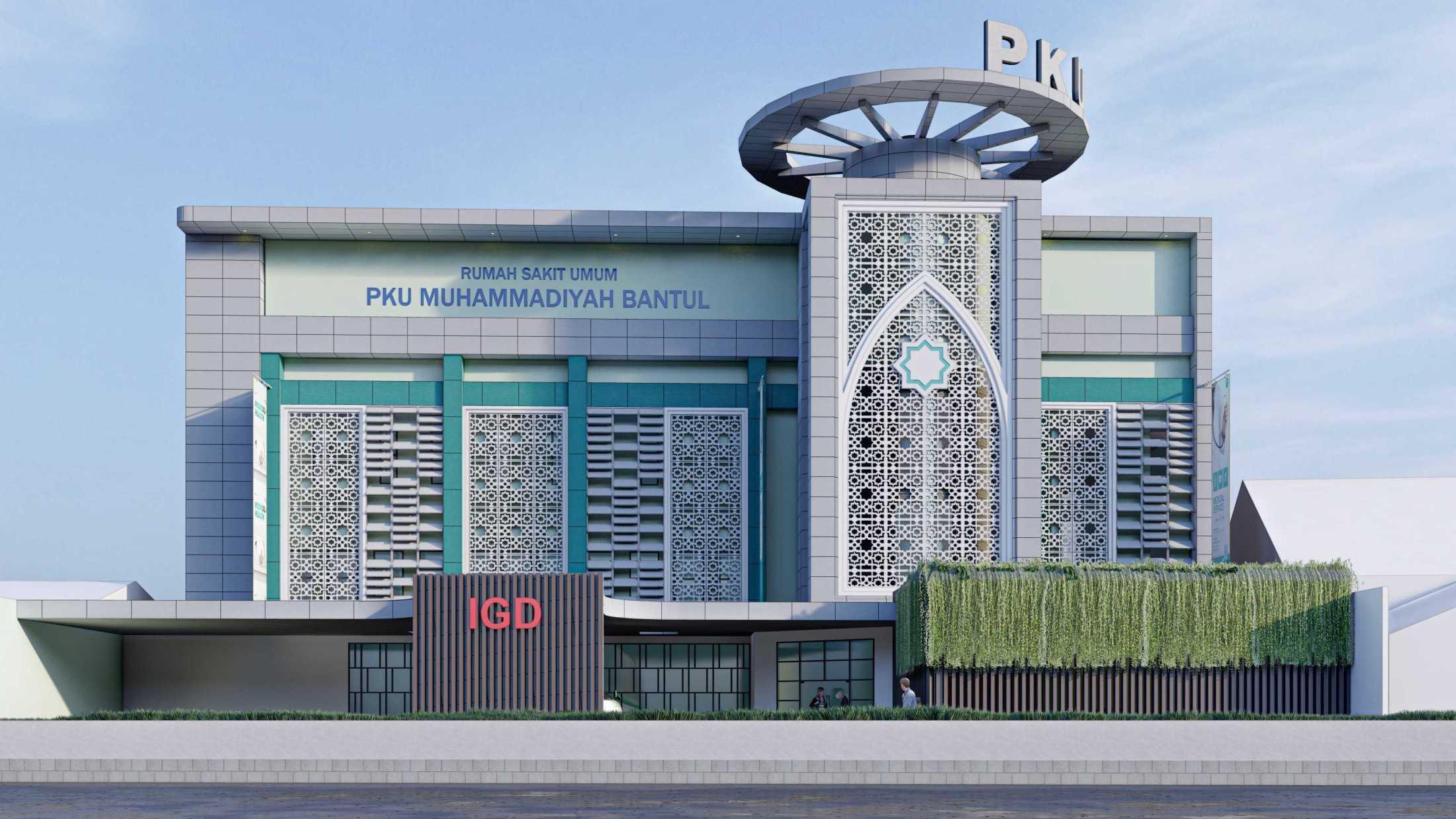 Jasa Design and Build IAP Architect di Bantul