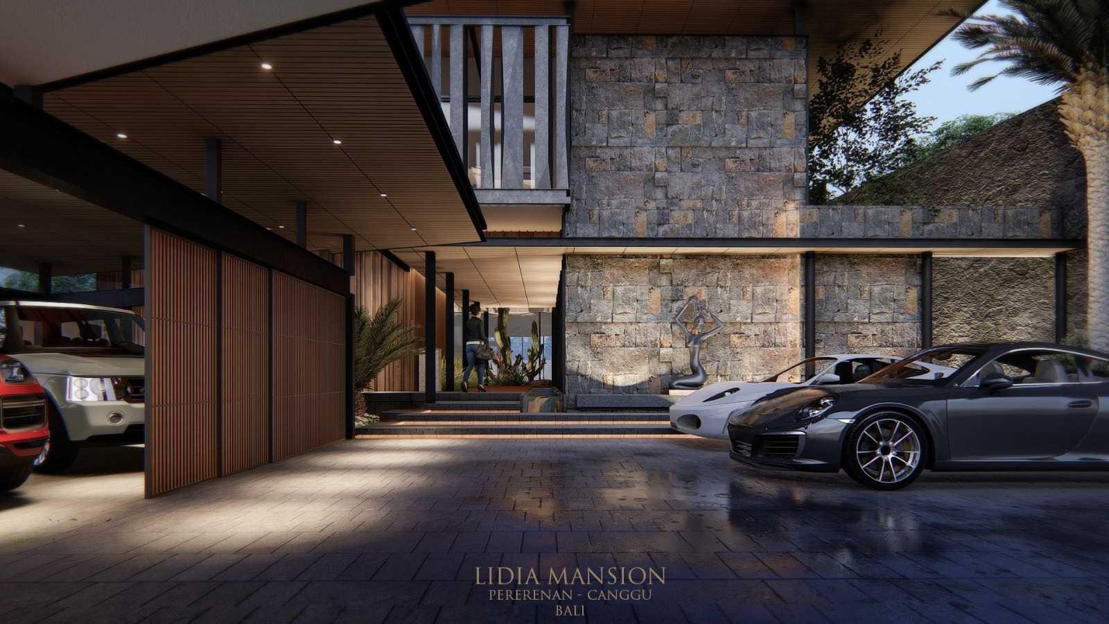 Jasa Interior Desainer STONE APPLE di Bali