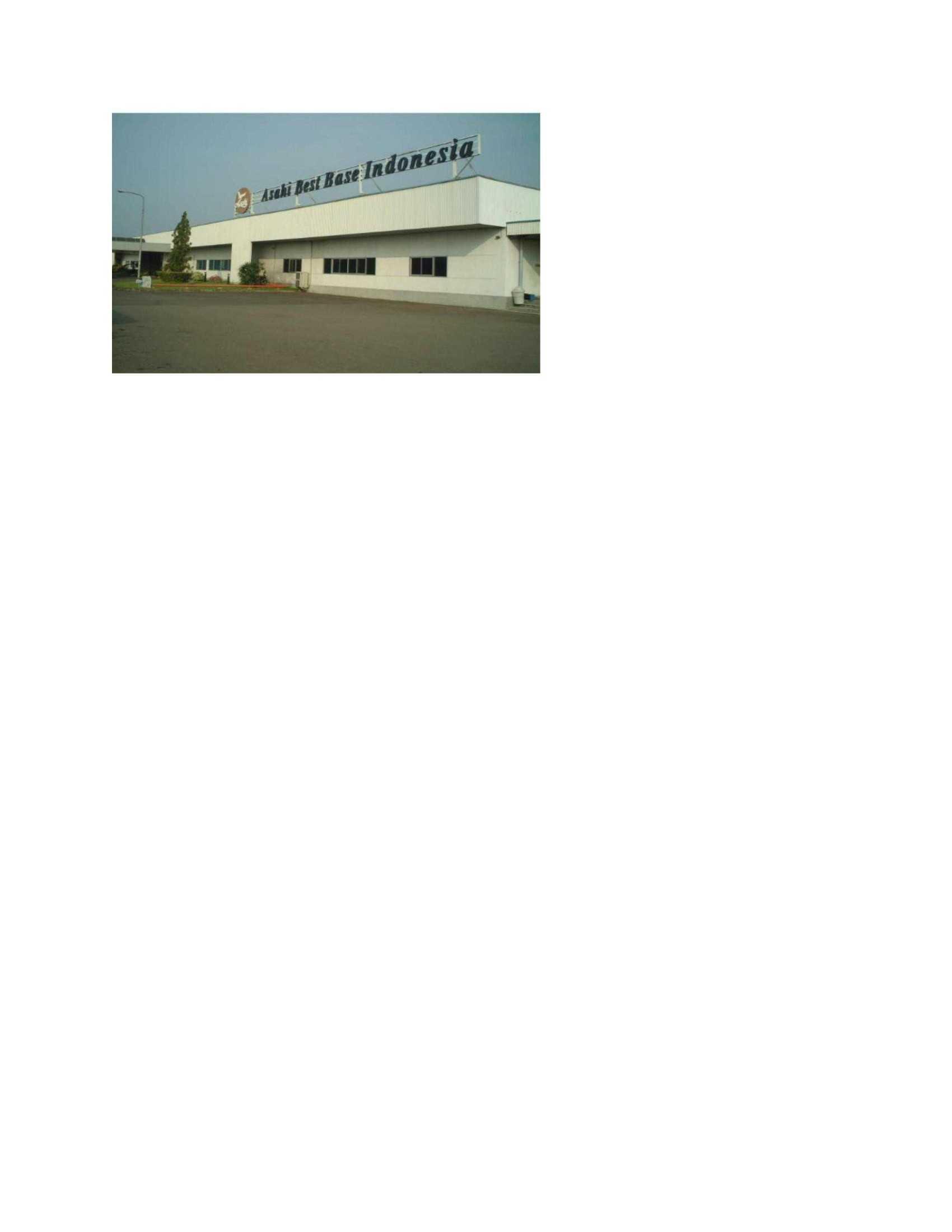 Pt Lismarindo Prima Pt Ashahi Best Base Indonesia Mm2100 Industrial Town Blok C-2, Cikarang Barat, Gandamekar, Gandasari, Kec. Cikarang Bar., Bekasi, Jawa Barat 17520, Indonesia Mm2100 Industrial Town Blok C-2, Cikarang Barat, Gandamekar, Gandasari, Kec. Cikarang Bar., Bekasi, Jawa Barat 17520, Indonesia Pt-Lismarindo-Prima-Pt-Ashahi-Best-Base-Indonesia  120429