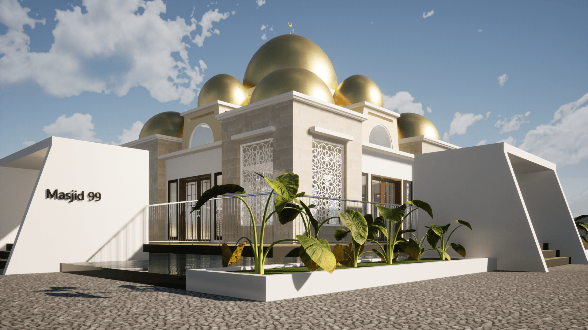 Jasa Interior Desainer Arief Monoarfa di Palu