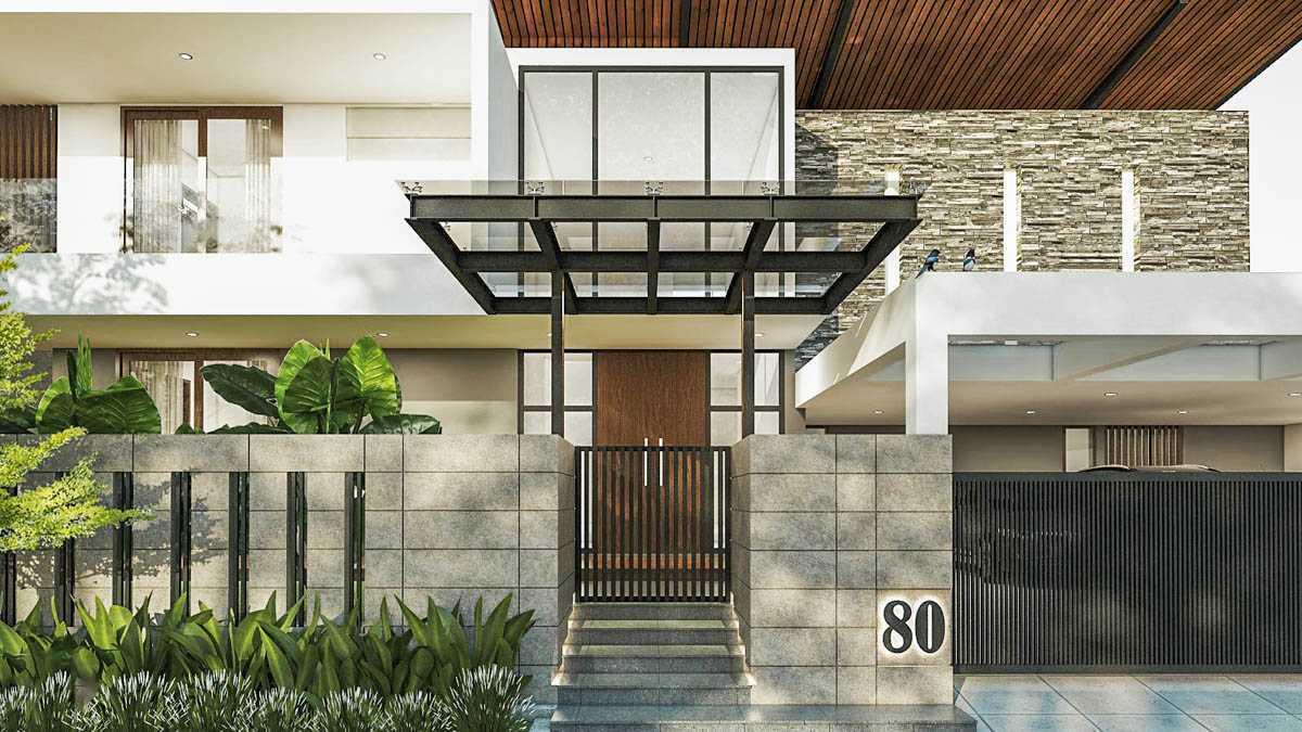 Eapstudio Jh House Surabaya, Kota Sby, Jawa Timur, Indonesia Surabaya, Kota Sby, Jawa Timur, Indonesia Eapstudio-Jh-House  121195