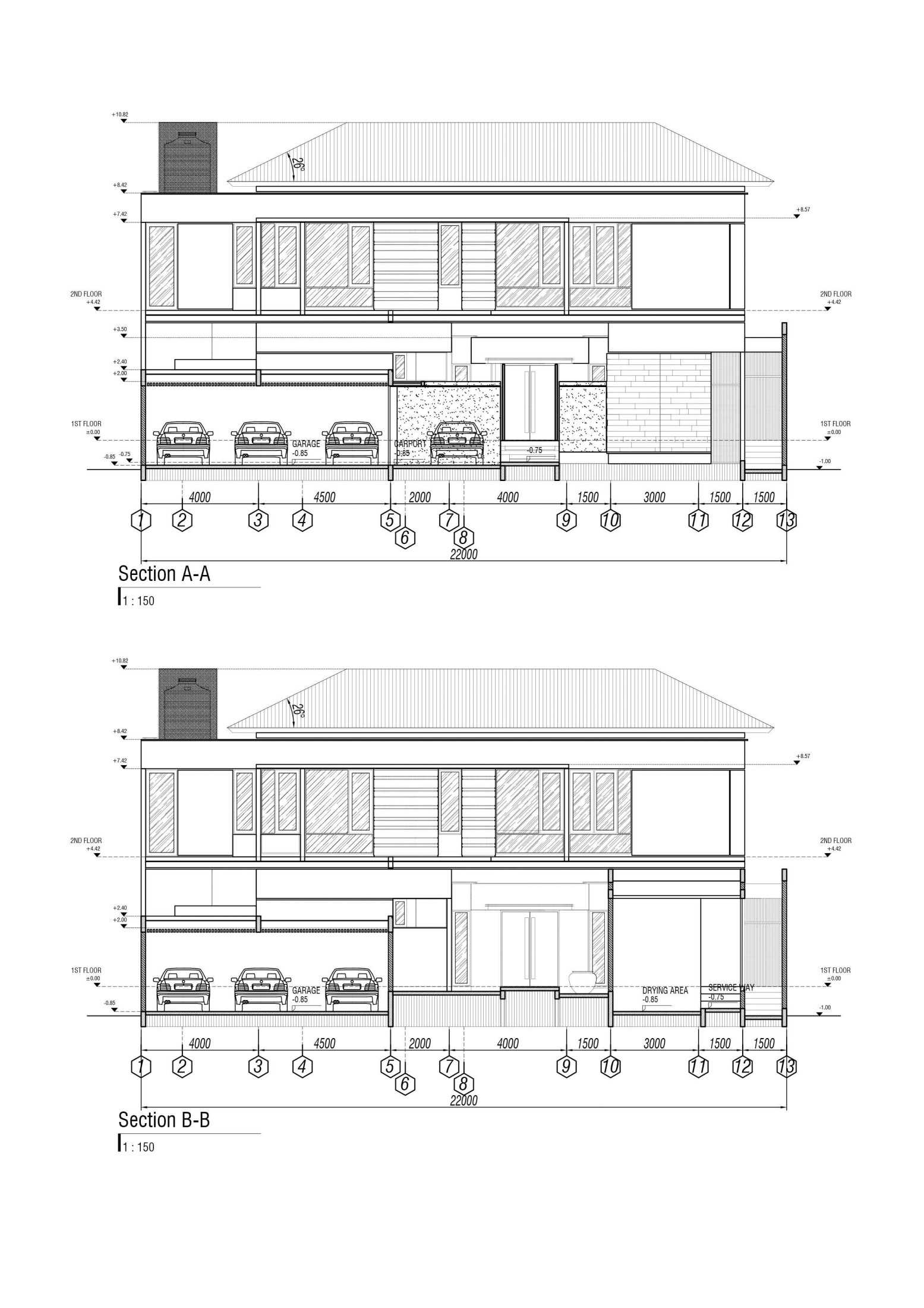 Y0 Design Architect S House Kec. Srono, Kabupaten Banyuwangi, Jawa Timur, Indonesia Kec. Srono, Kabupaten Banyuwangi, Jawa Timur, Indonesia Yohanes-Iswara-Limandjaya-S-House  121101