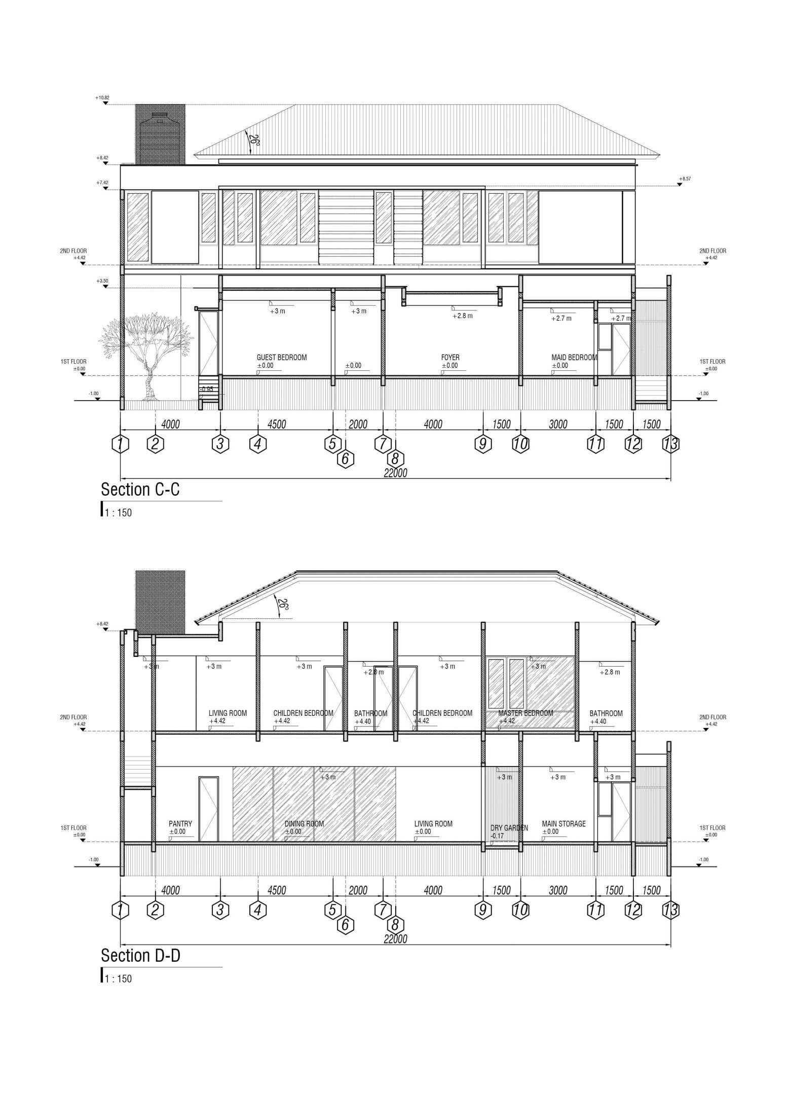 Y0 Design Architect S House Kec. Srono, Kabupaten Banyuwangi, Jawa Timur, Indonesia Kec. Srono, Kabupaten Banyuwangi, Jawa Timur, Indonesia Yohanes-Iswara-Limandjaya-S-House  121103