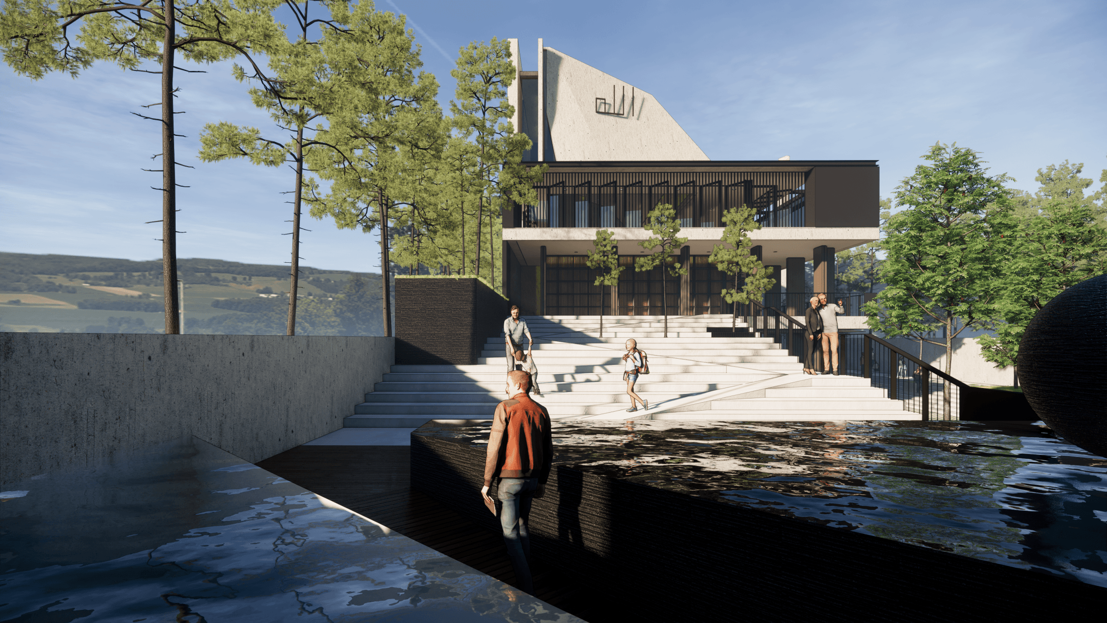 Jasa Design and Build ARBATRA DESIGN di Nganjuk