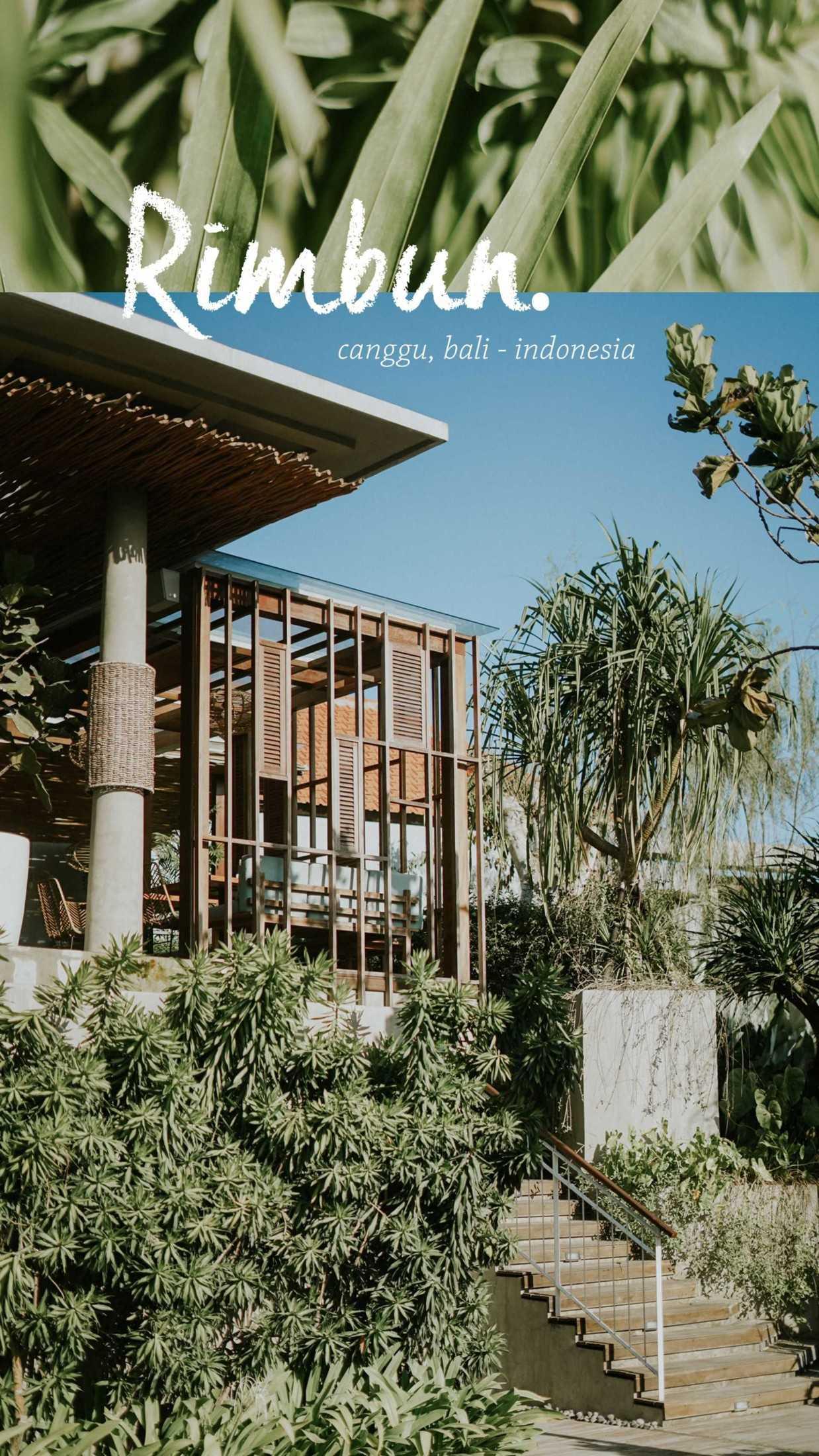 Nitkala Arsitek Rimbun Hotel Canggu, Kec. Kuta Utara, Kabupaten Badung, Bali, Indonesia Canggu, Kec. Kuta Utara, Kabupaten Badung, Bali, Indonesia Nitkala-Arsitek-Rimbun-Hotel  121608
