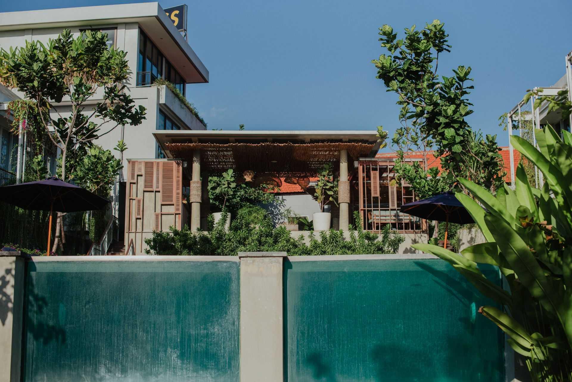 Nitkala Arsitek Rimbun Hotel Canggu, Kec. Kuta Utara, Kabupaten Badung, Bali, Indonesia Canggu, Kec. Kuta Utara, Kabupaten Badung, Bali, Indonesia Nitkala-Arsitek-Rimbun-Hotel  121610