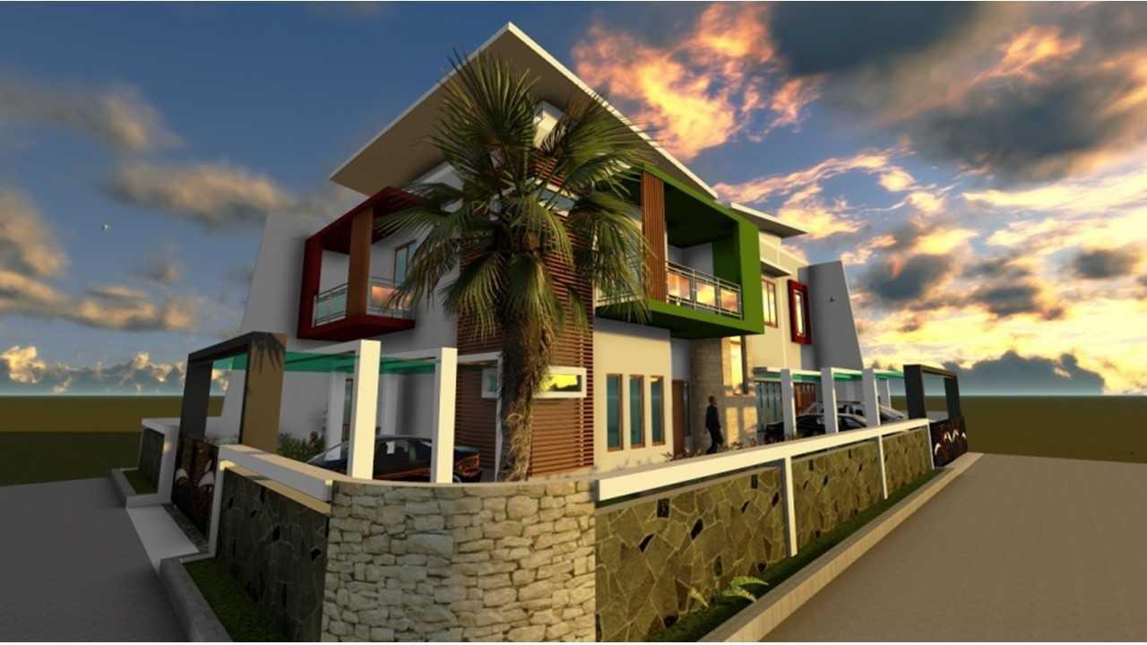Jasa Design and Build RUMAH GW STUDIO di Majalengka