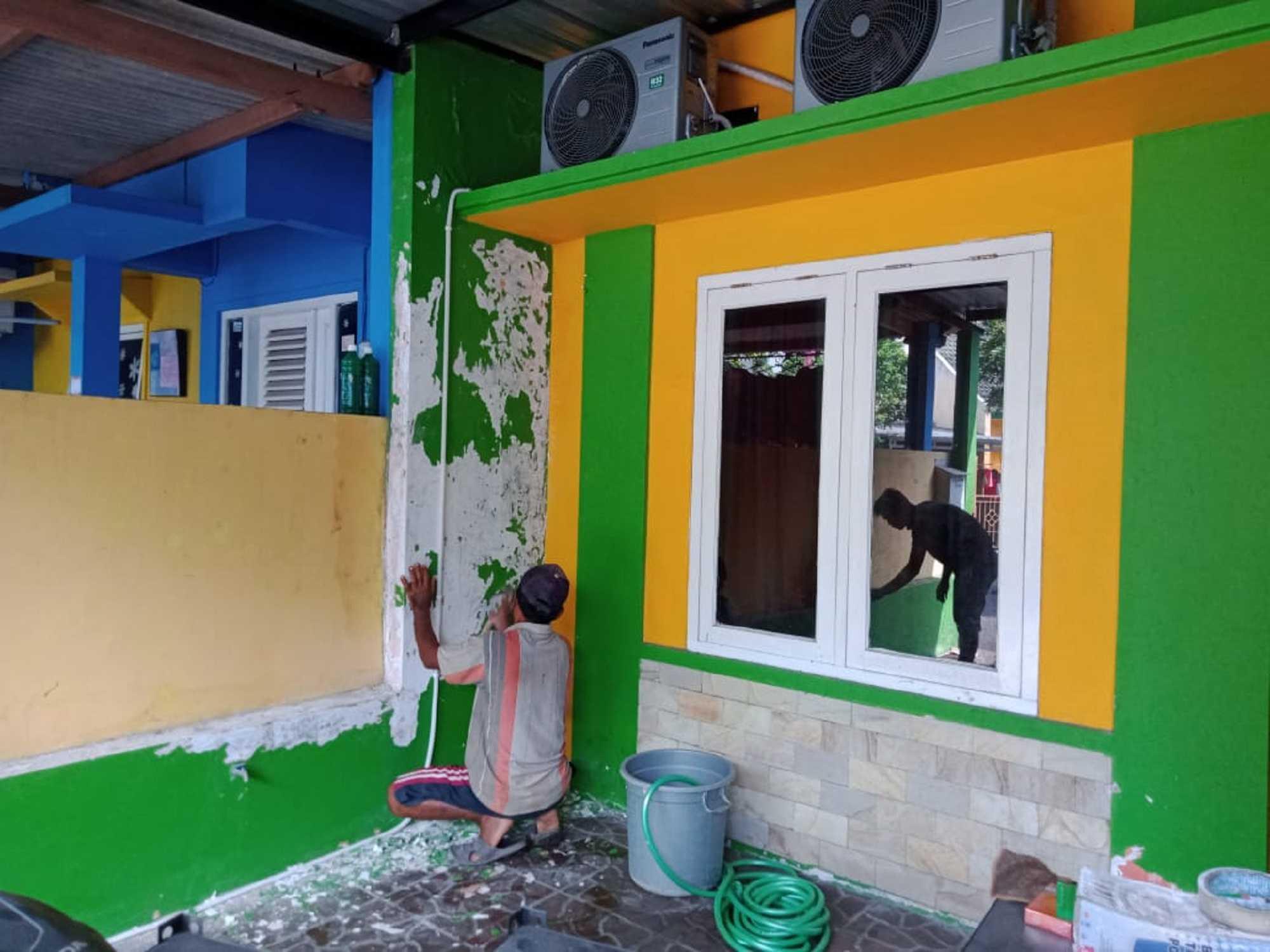 Rekoo Indonesia Repaint Rumah Semarang, Kota Semarang, Jawa Tengah, Indonesia Semarang, Kota Semarang, Jawa Tengah, Indonesia Rekoo-Indonesia-Repaint-Rumah  133255
