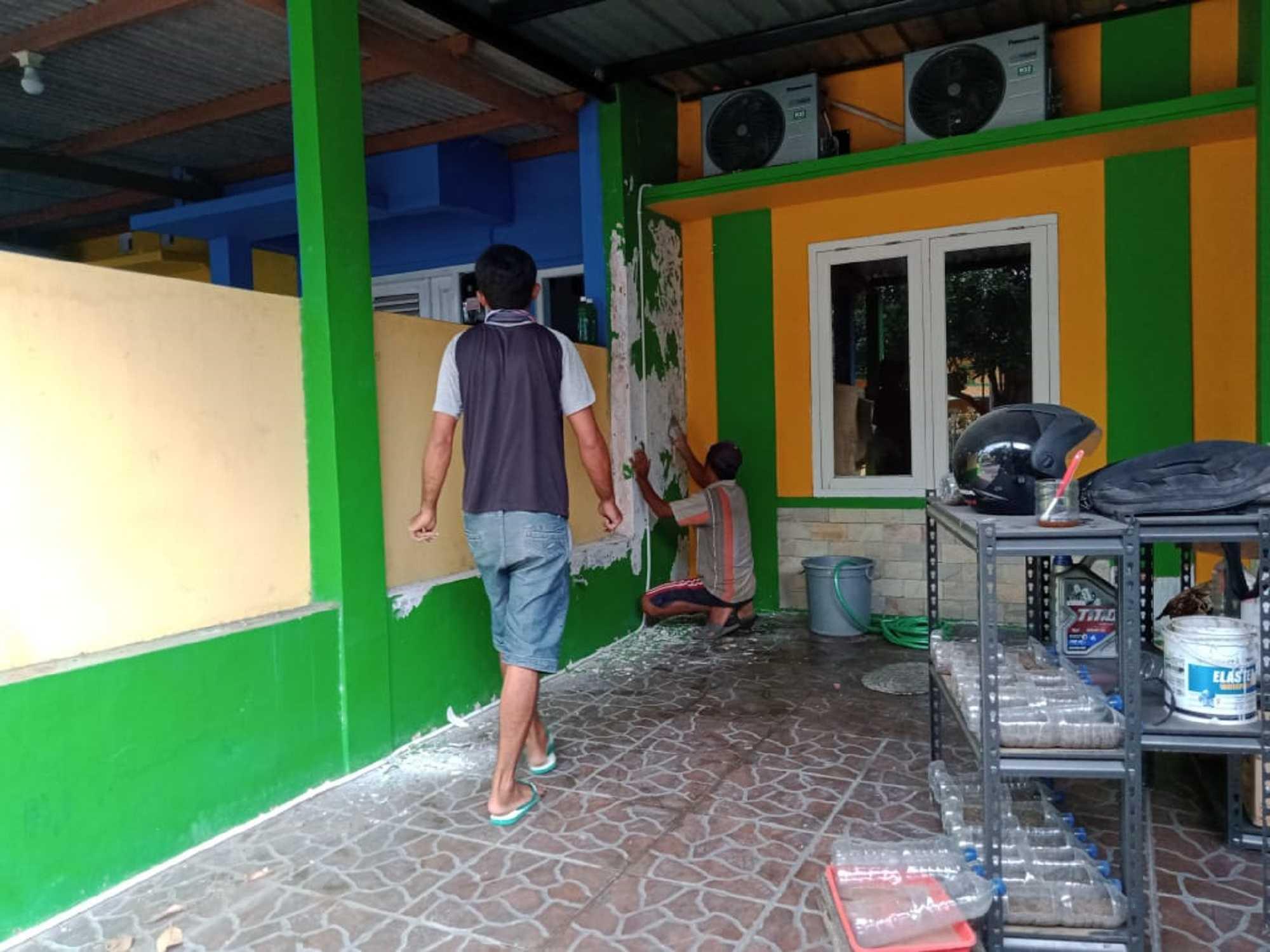 Rekoo Indonesia Repaint Rumah Semarang, Kota Semarang, Jawa Tengah, Indonesia Semarang, Kota Semarang, Jawa Tengah, Indonesia Rekoo-Indonesia-Repaint-Rumah  133256