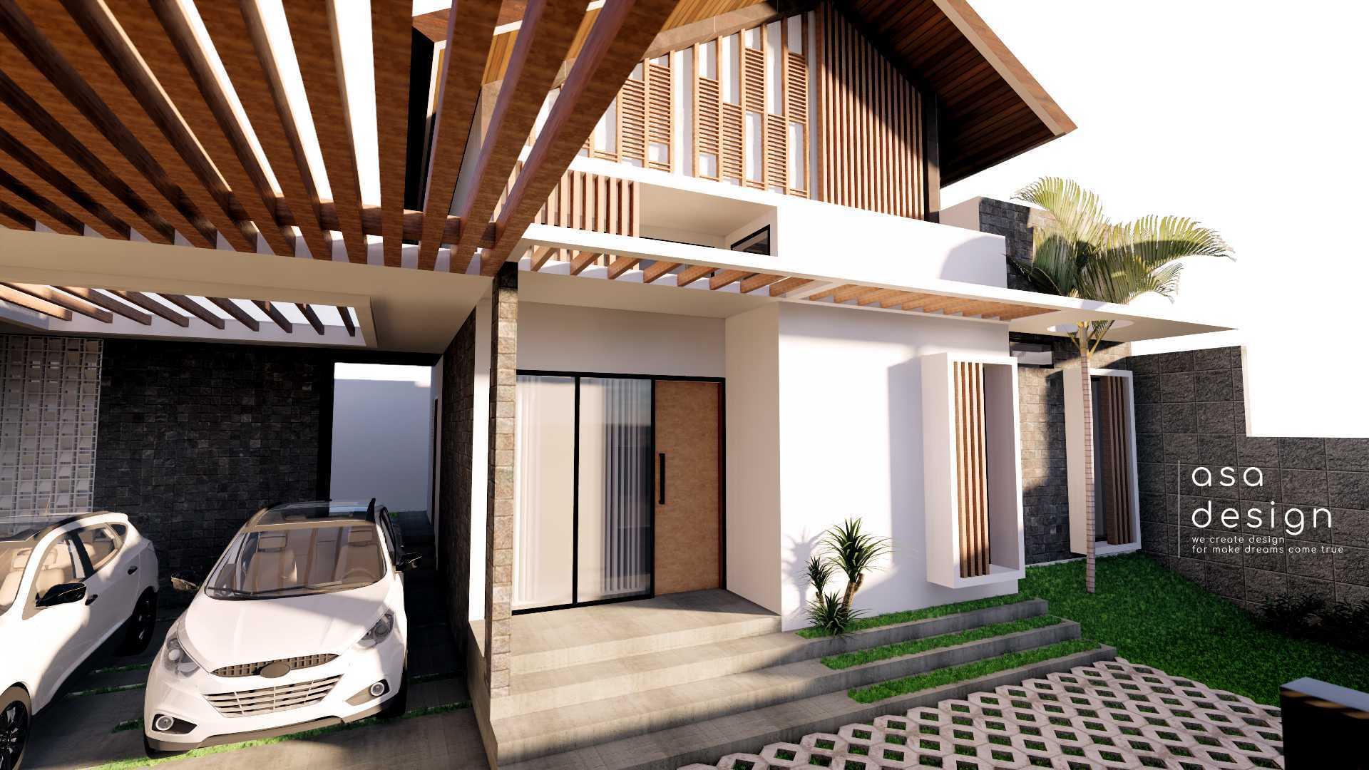 Asa Design Architect Griya Atap Miring Kediri, Jawa Timur, Indonesia Kediri, Jawa Timur, Indonesia Asa-Desain-Arsitek-Griya-Atap-Miring  125317