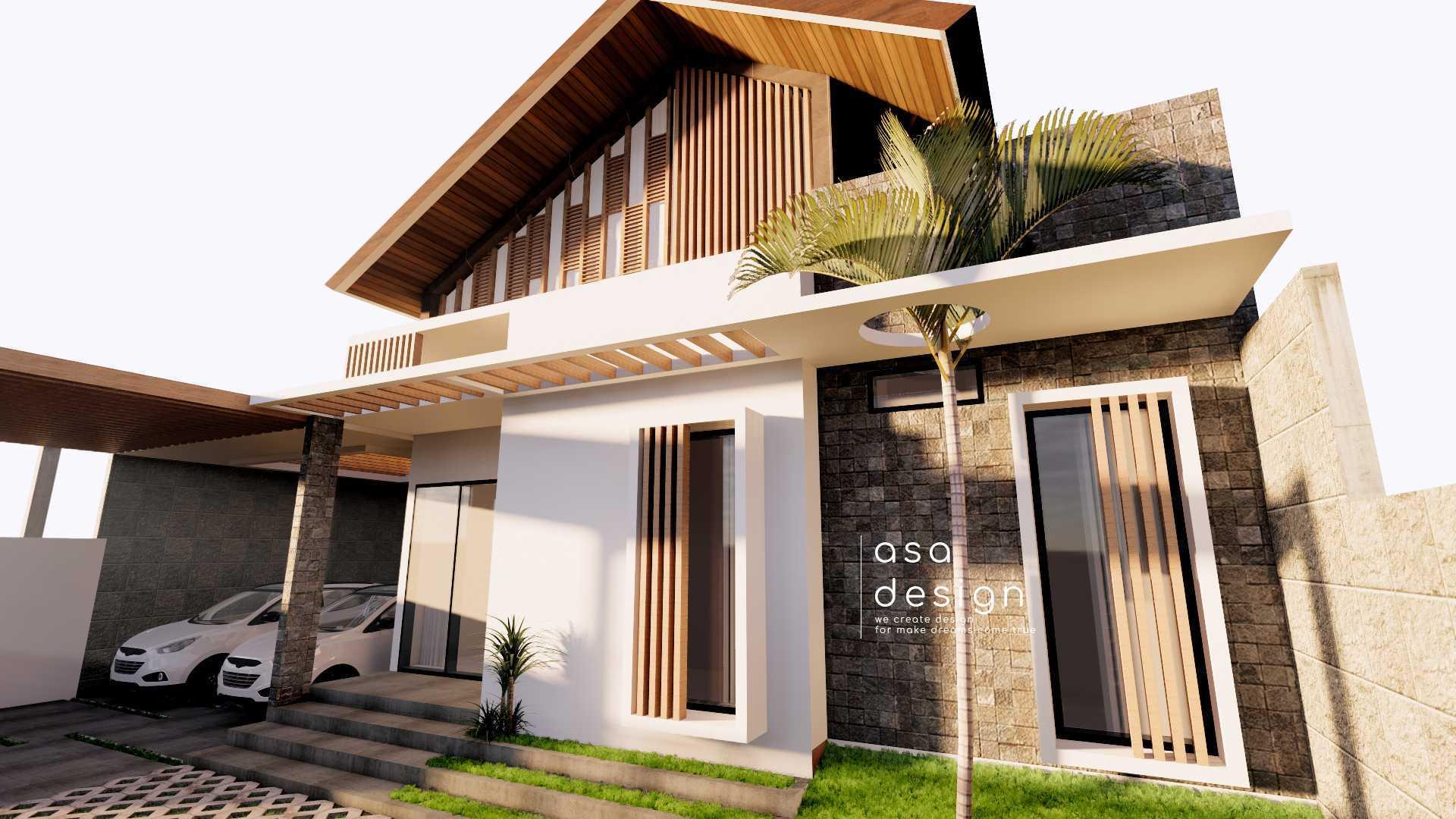 Asa Design Architect Griya Atap Miring Kediri, Jawa Timur, Indonesia Kediri, Jawa Timur, Indonesia Asa-Desain-Arsitek-Griya-Atap-Miring  125319