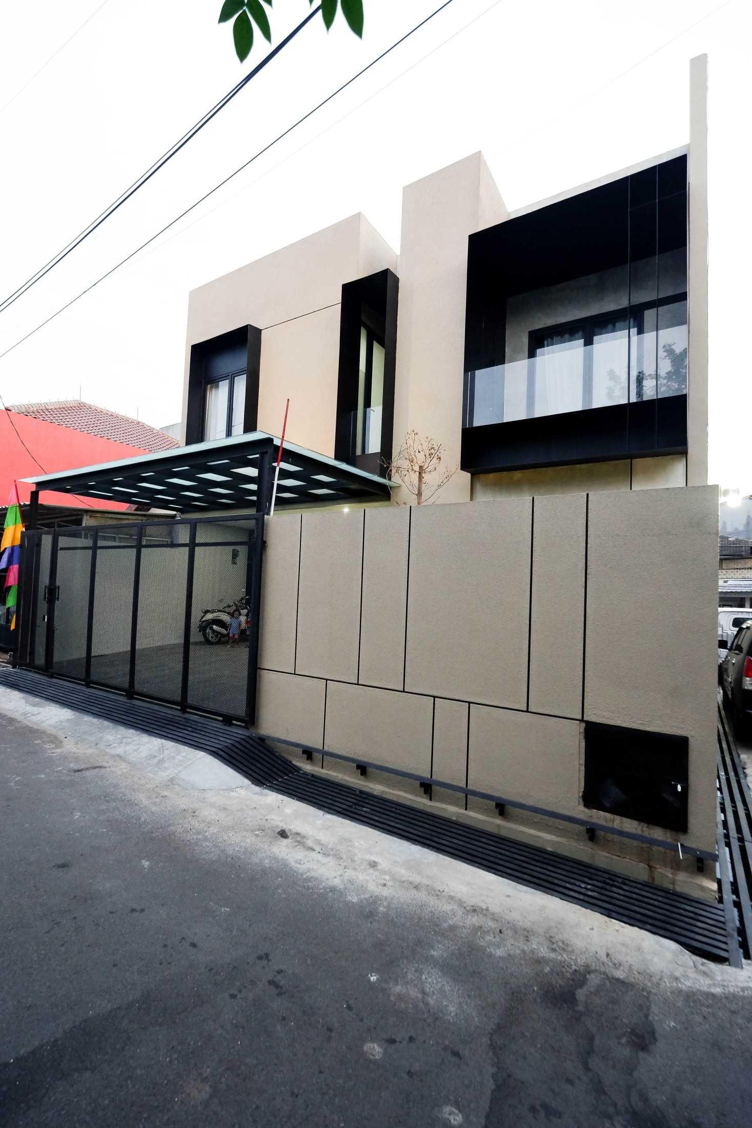 Natabumi Studio Melinjo House Jakarta, Daerah Khusus Ibukota Jakarta, Indonesia Jakarta, Daerah Khusus Ibukota Jakarta, Indonesia Natabumi-Studio-Melinjo-House  126354