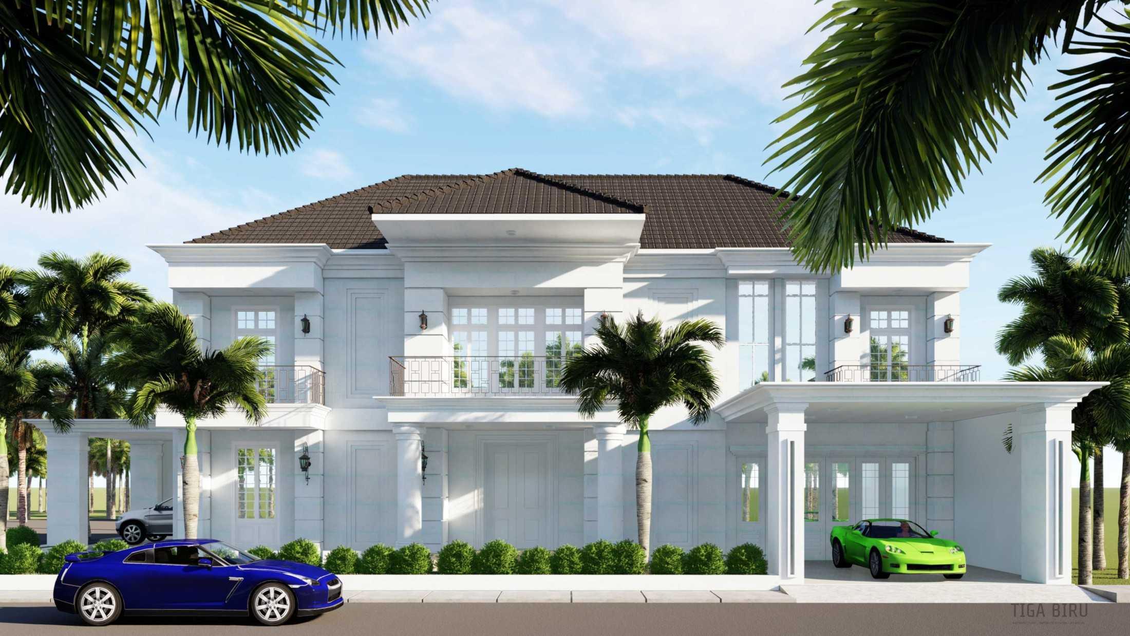 Jasa Design and Build Tigabiru Studio di Klaten