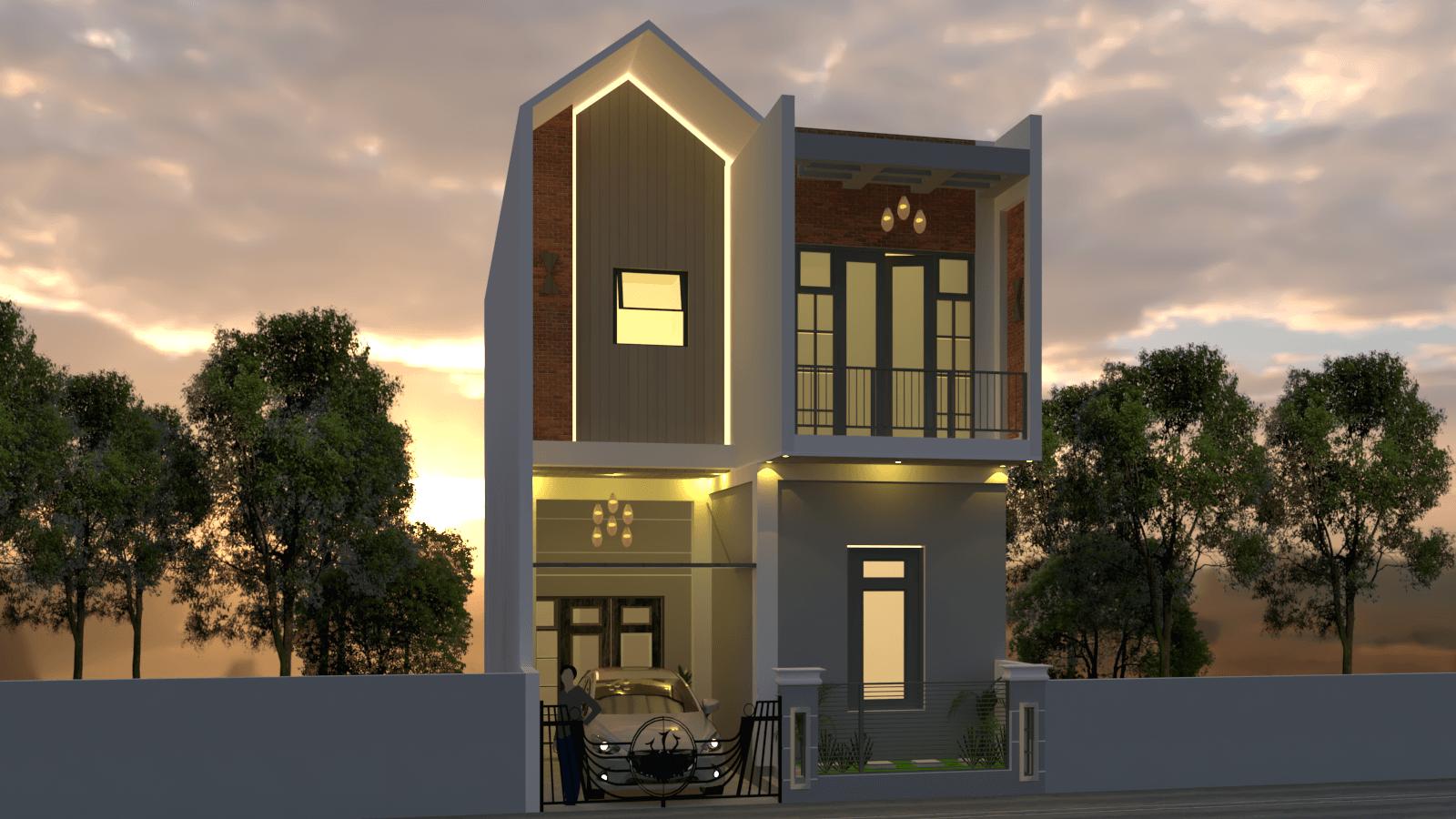 Jasa Arsitek Javanisches Gold Architecture di Kudus