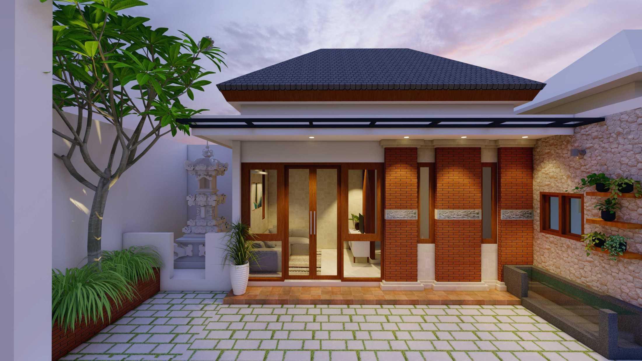 Dnaprojectbali Renovation Facade House And Living Ceroring Kota Denpasar, Bali, Indonesia Kota Denpasar, Bali, Indonesia Dnaprojectbali-Renovation-Facade-House-And-Living-Ceroring  132543