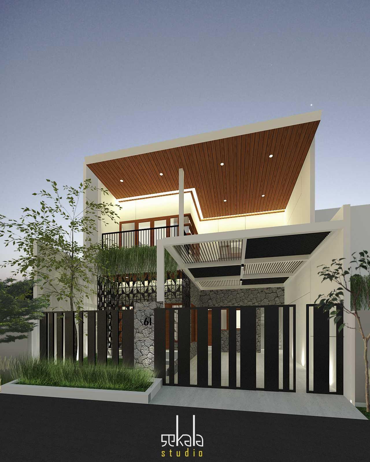 Sekala Petemon House Surabaya, Kota Sby, Jawa Timur, Indonesia Surabaya, Kota Sby, Jawa Timur, Indonesia Sekala-Rumah-Petemon-Surabaya  74509