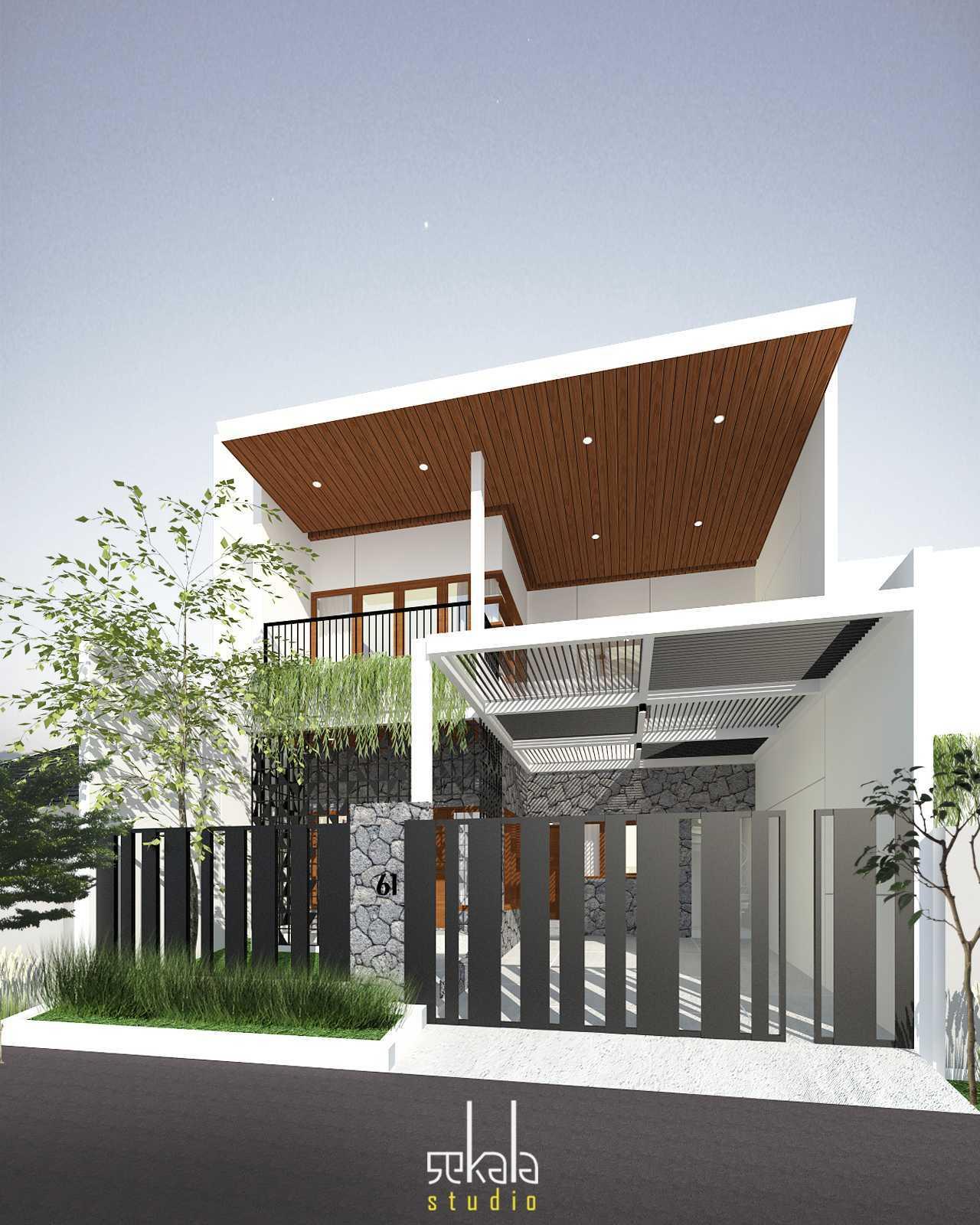 Sekala Petemon House Surabaya, Kota Sby, Jawa Timur, Indonesia Surabaya, Kota Sby, Jawa Timur, Indonesia Sekala-Rumah-Petemon-Surabaya  74510