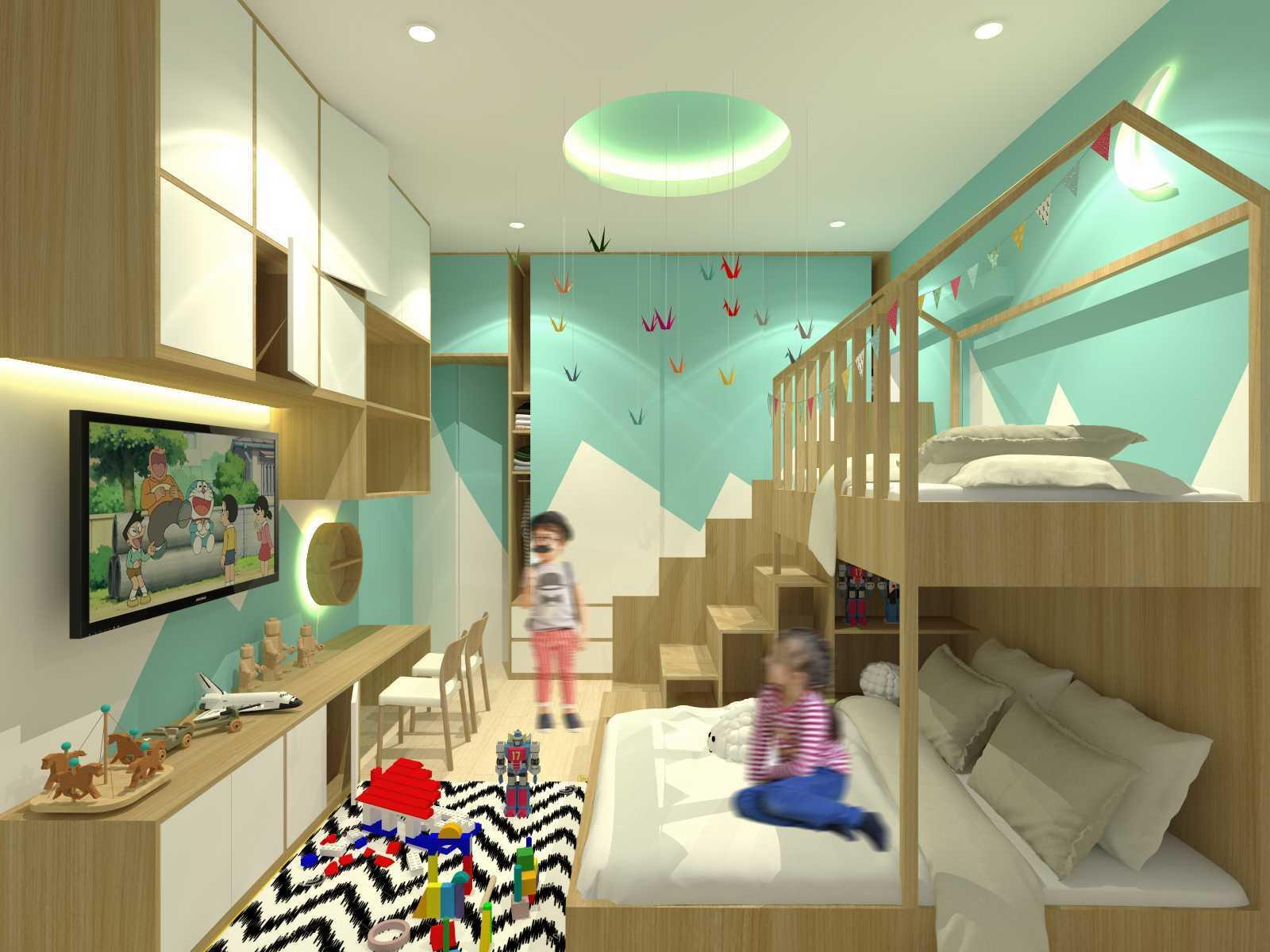 Sekala Mr. Adrian Master + Kids Bedroom Palembang, Kota Palembang, Sumatera Selatan, Indonesia Palembang, Kota Palembang, Sumatera Selatan, Indonesia Sekala-Mr-Adrian-Master-Kids-Bedroom  54169