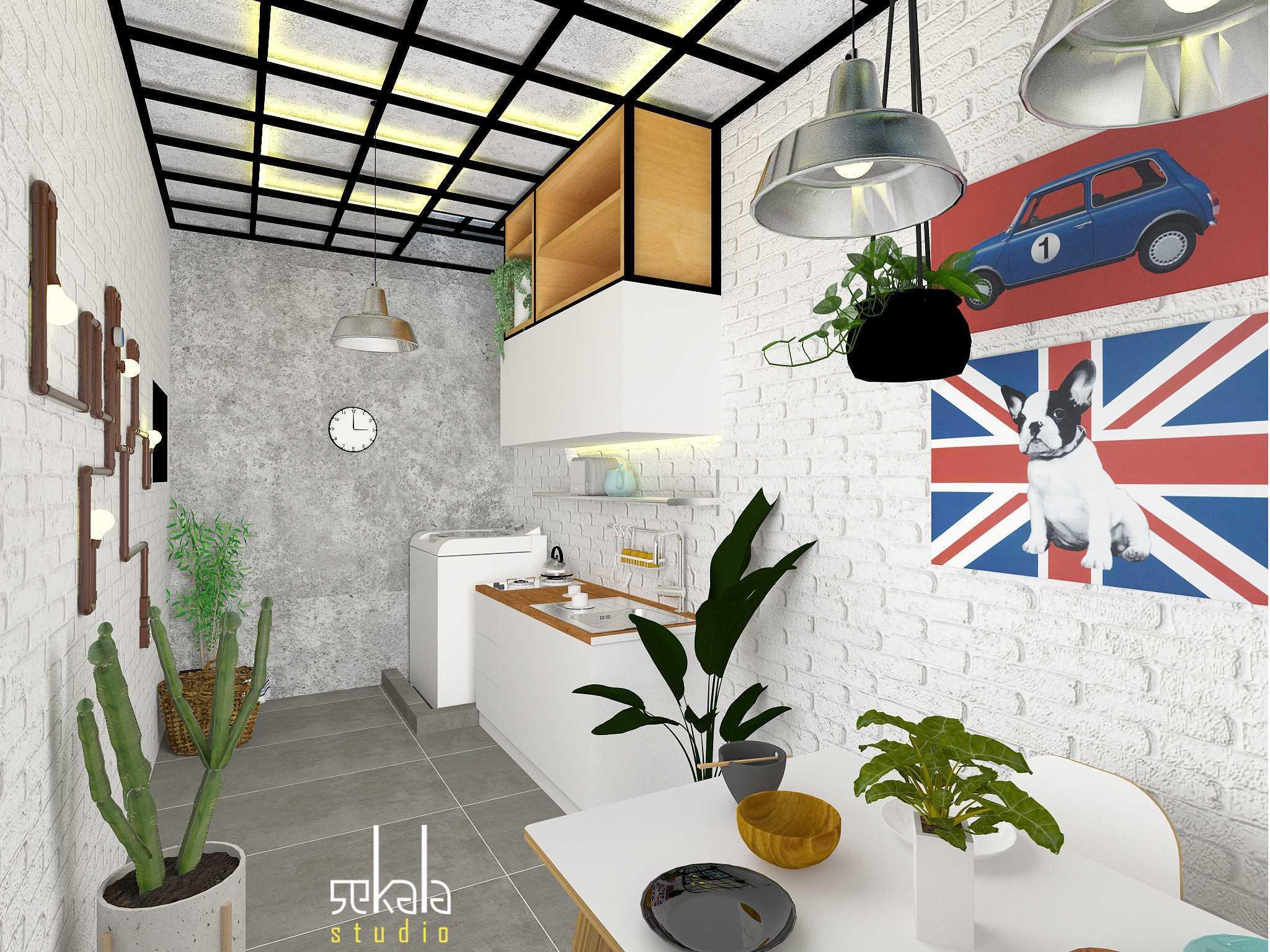 Sekala Interior Rumah Krian Krian, Kabupaten Sidoarjo, Jawa Timur, Indonesia Krian, Kabupaten Sidoarjo, Jawa Timur, Indonesia Sekala-Interior-Rumah-Bpk-Tyo  58304