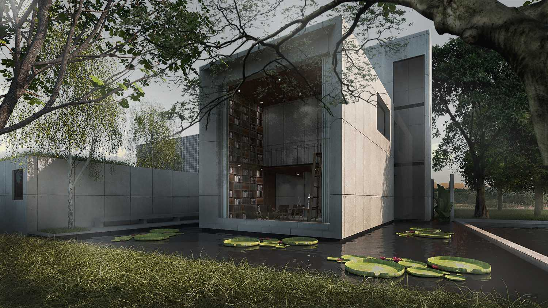 Birka Loci Z House Cikande, Kec. Cikande, Serang, Banten, Indonesia Cikande, Kec. Cikande, Serang, Banten, Indonesia Aditya-Wiratama-Architect-Z-House  89042